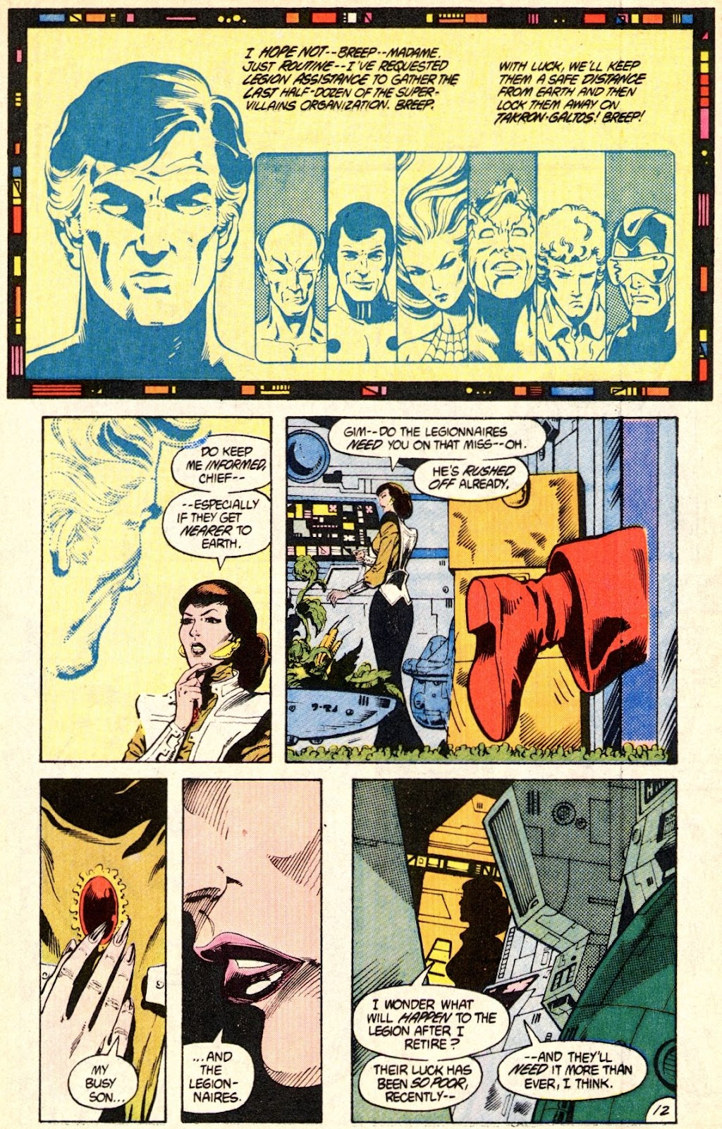 Tales of the Legion Issue #332 #19 - English 13