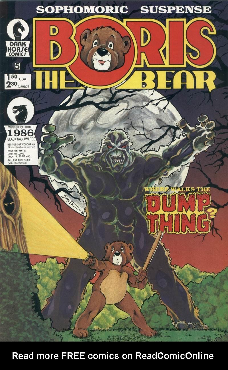 Boris The Bear 5 Page 1