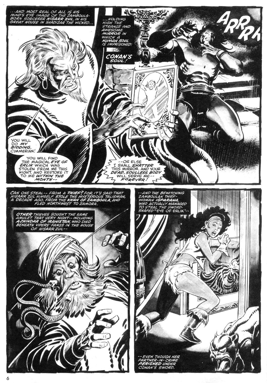 The Savage Sword Of Conan Issue #55 #56 - English 6