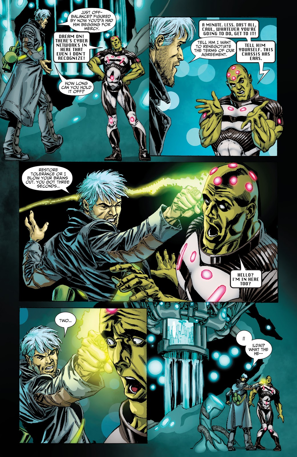 Threshold (2013) Issue #6 #6 - English 9