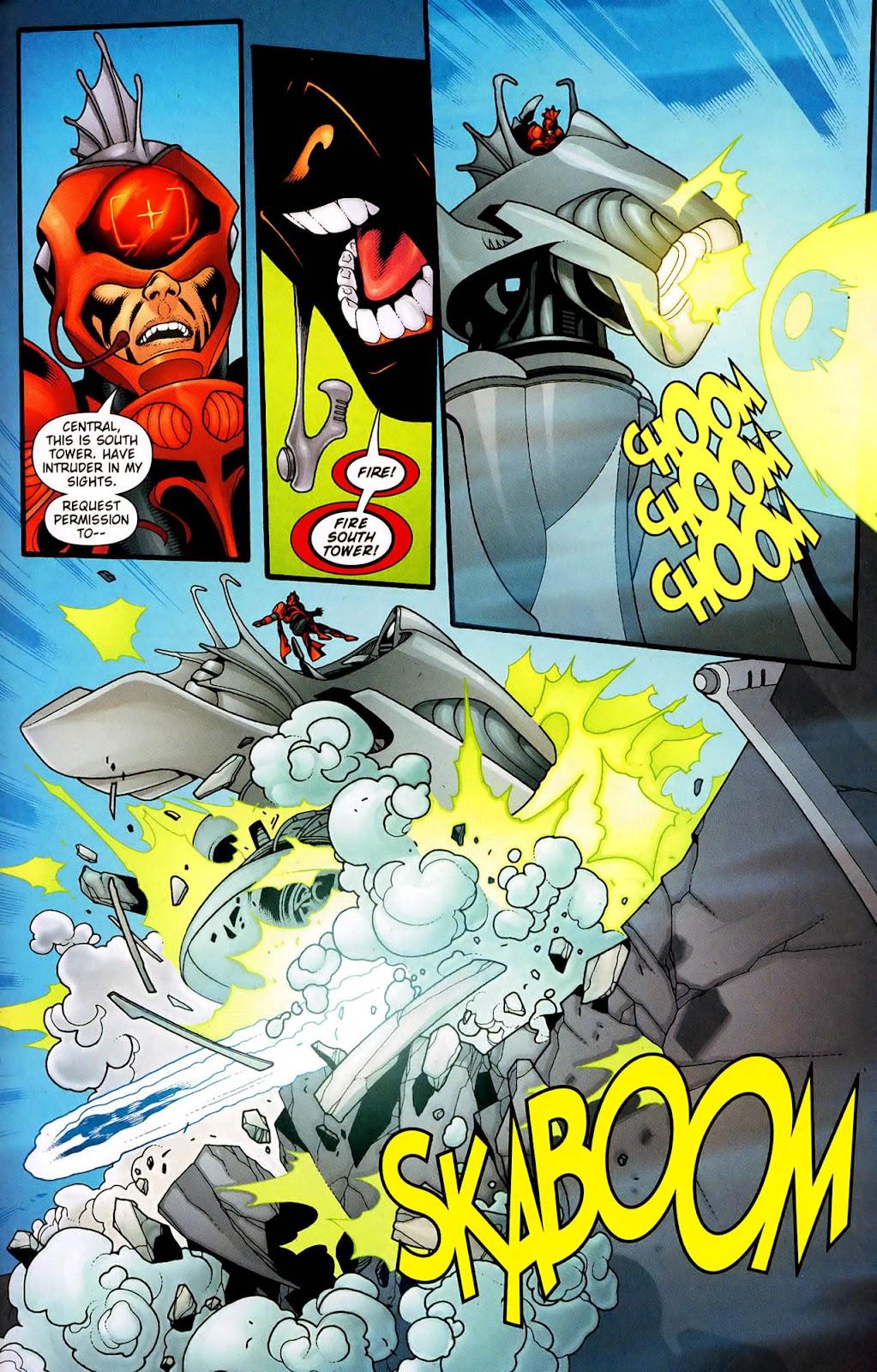 Aquaman (2003) Issue #33 #33 - English 18