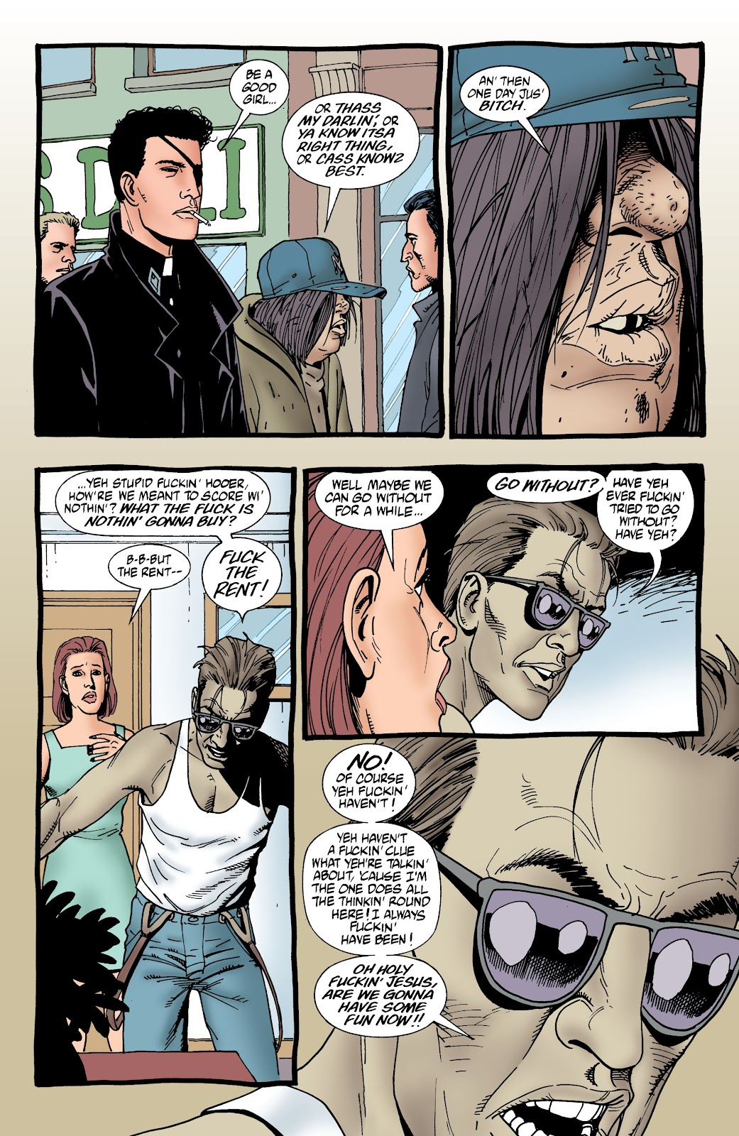 Preacher Issue #56 #65 - English 20