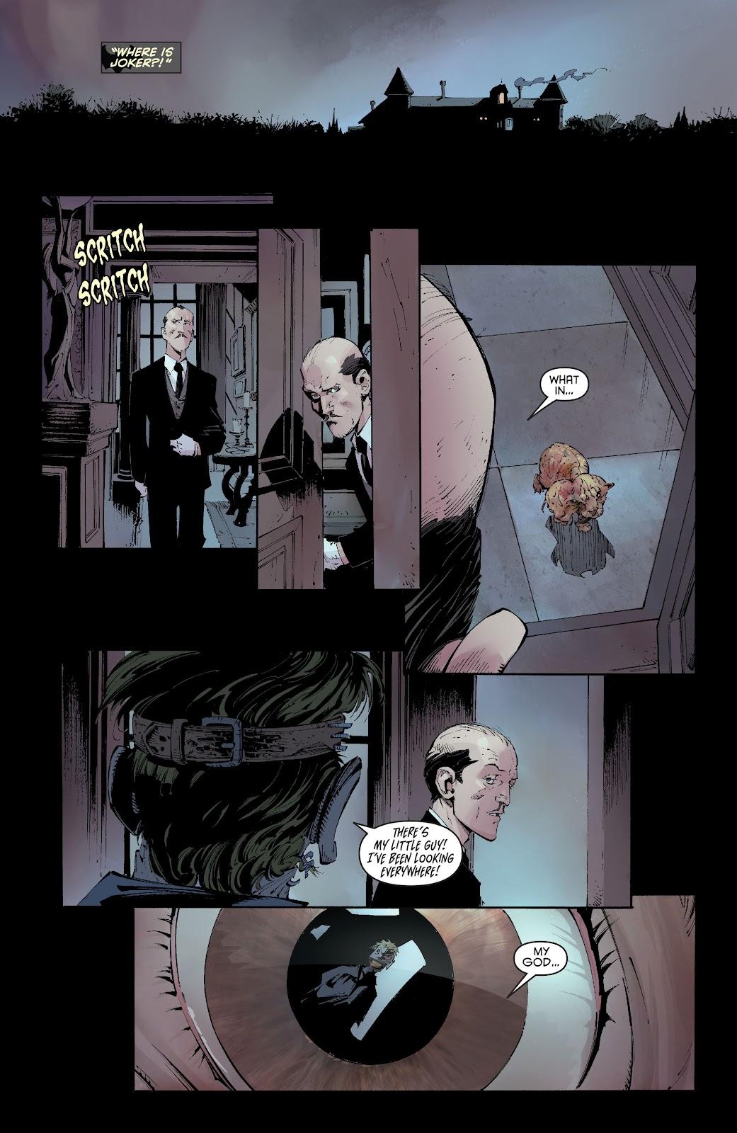 Batman (2011) Issue #13 #28 - English 24
