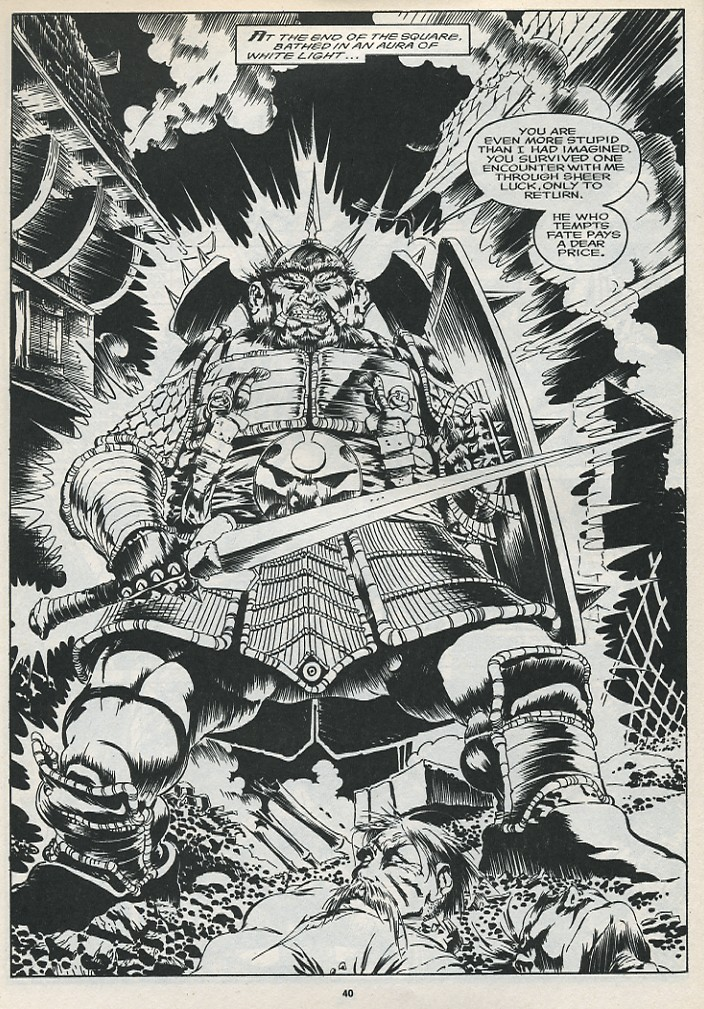 The Savage Sword Of Conan Issue #175 #176 - English 42