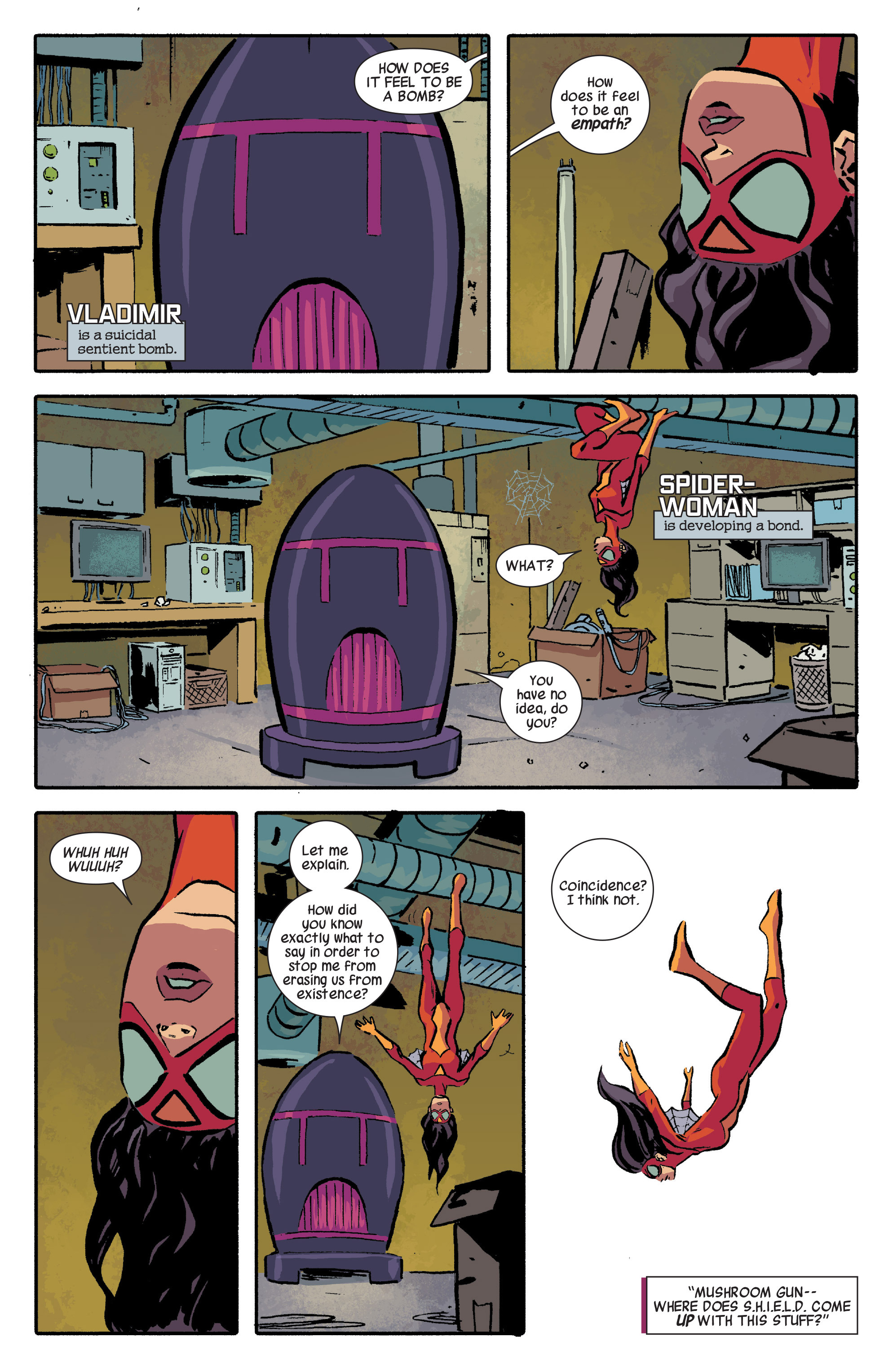 Read online Secret Avengers (2014) comic -  Issue #5 - 7