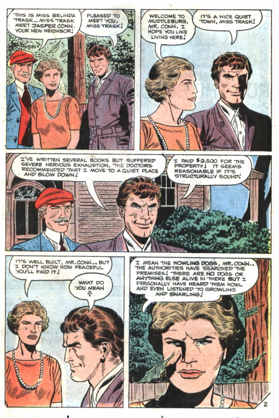 Read online Scary Tales comic -  Issue #36 - 13