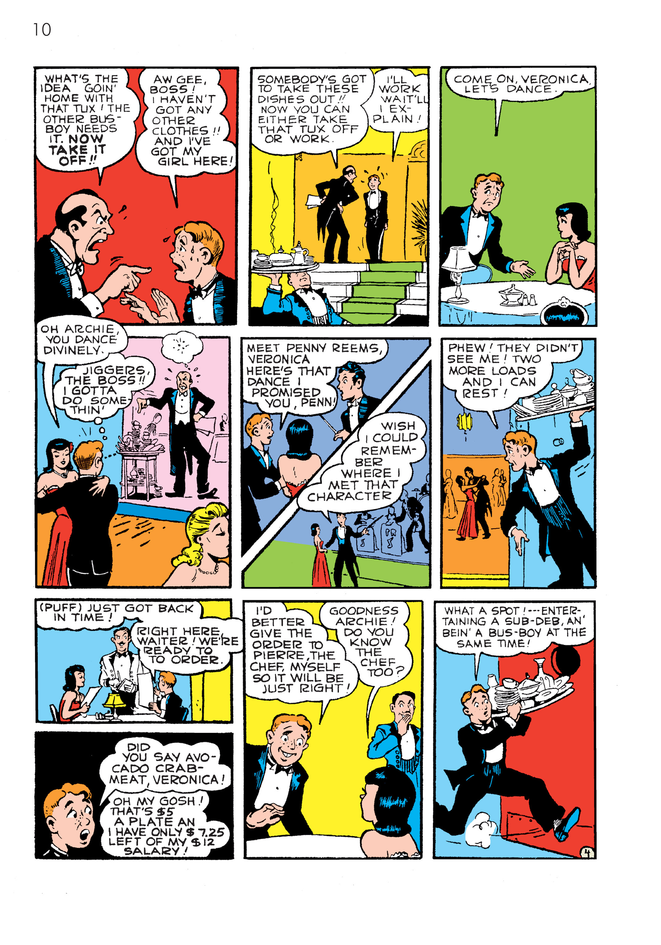 Read online The Best of Archie Comics comic -  Issue # TPB 4 (Part 1) - 11