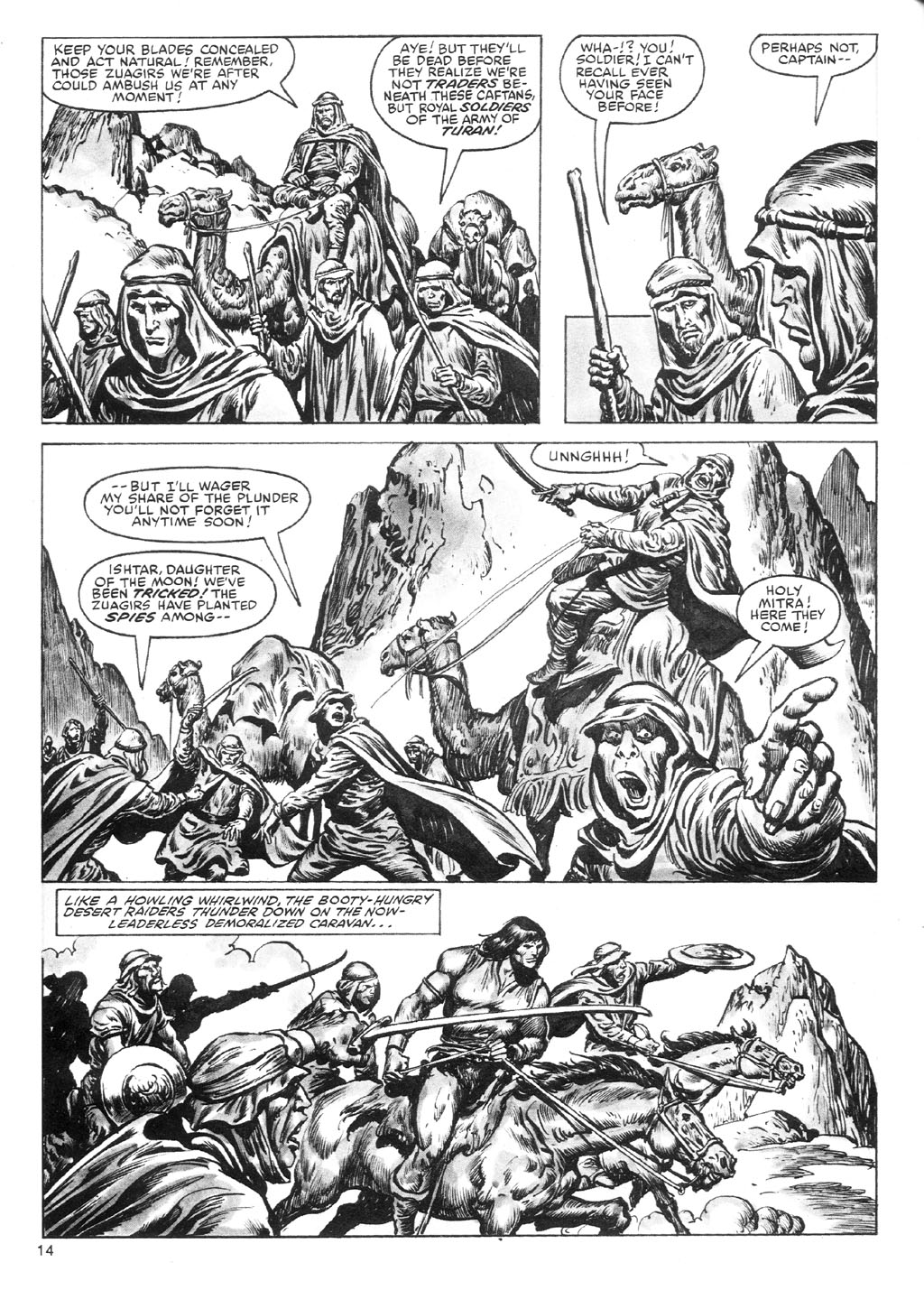 The Savage Sword Of Conan Issue #87 #88 - English 14