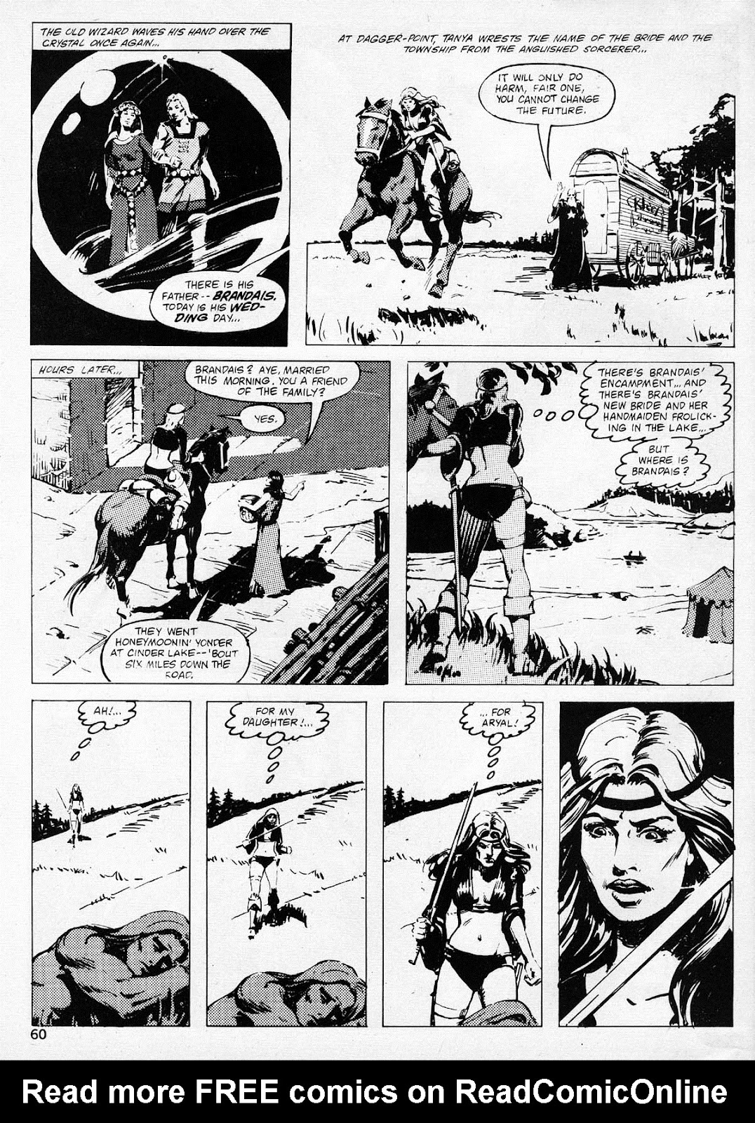 The Savage Sword Of Conan Issue #77 #78 - English 57