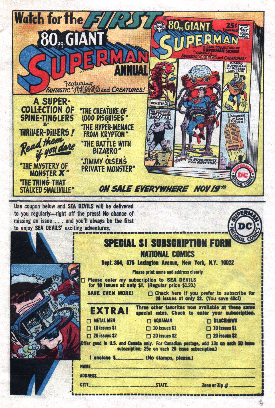 Read online Sea Devils comic -  Issue #21 - 13