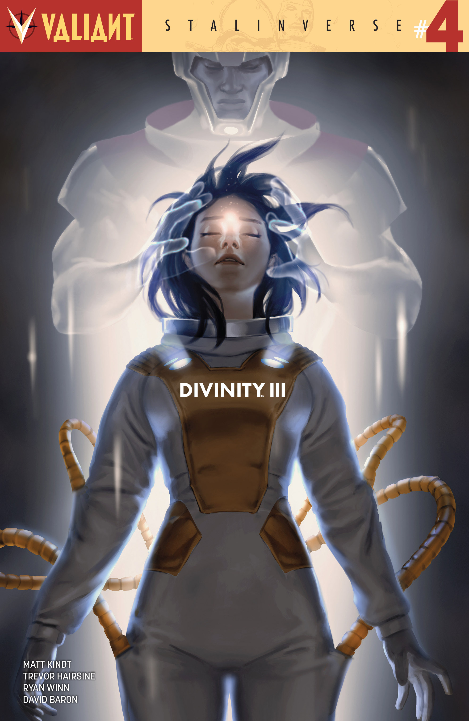 Divinity III: Stalinverse 4 Page 1