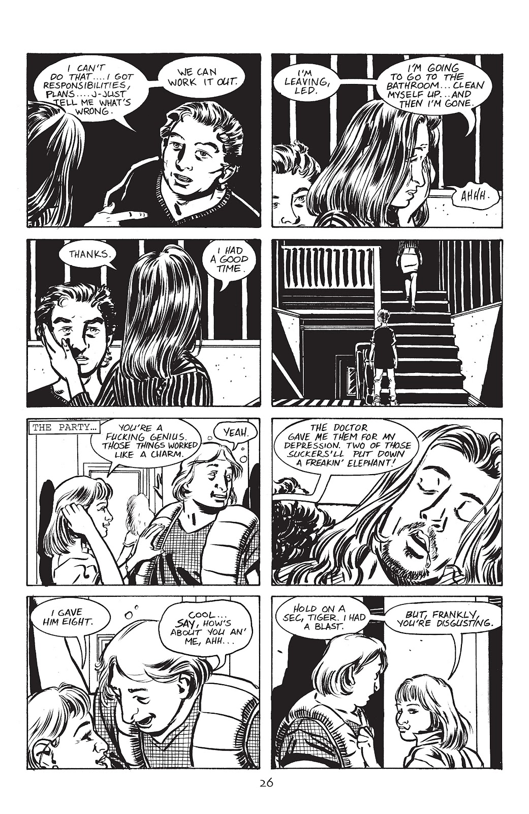 Stray Bullets Issue #3 #3 - English 28