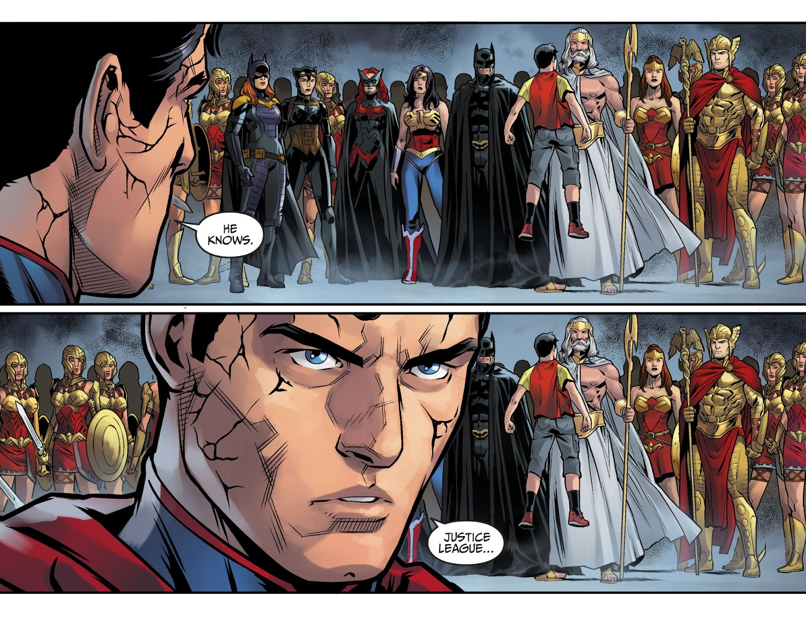 Injustice: Gods Among Us Year Four Issue #15 #16 - English 14