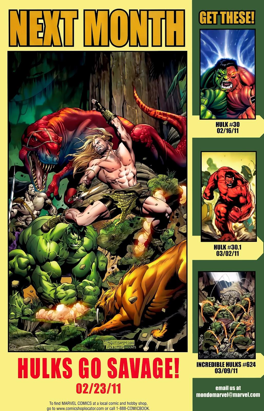 Incredible Hulks (2010) Issue #622 #12 - English 25