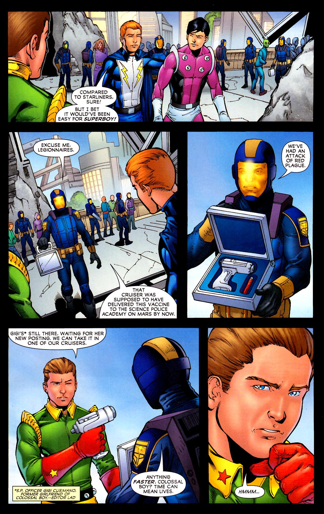Read online Adventure Comics (2009) comic -  Issue #12 - 11