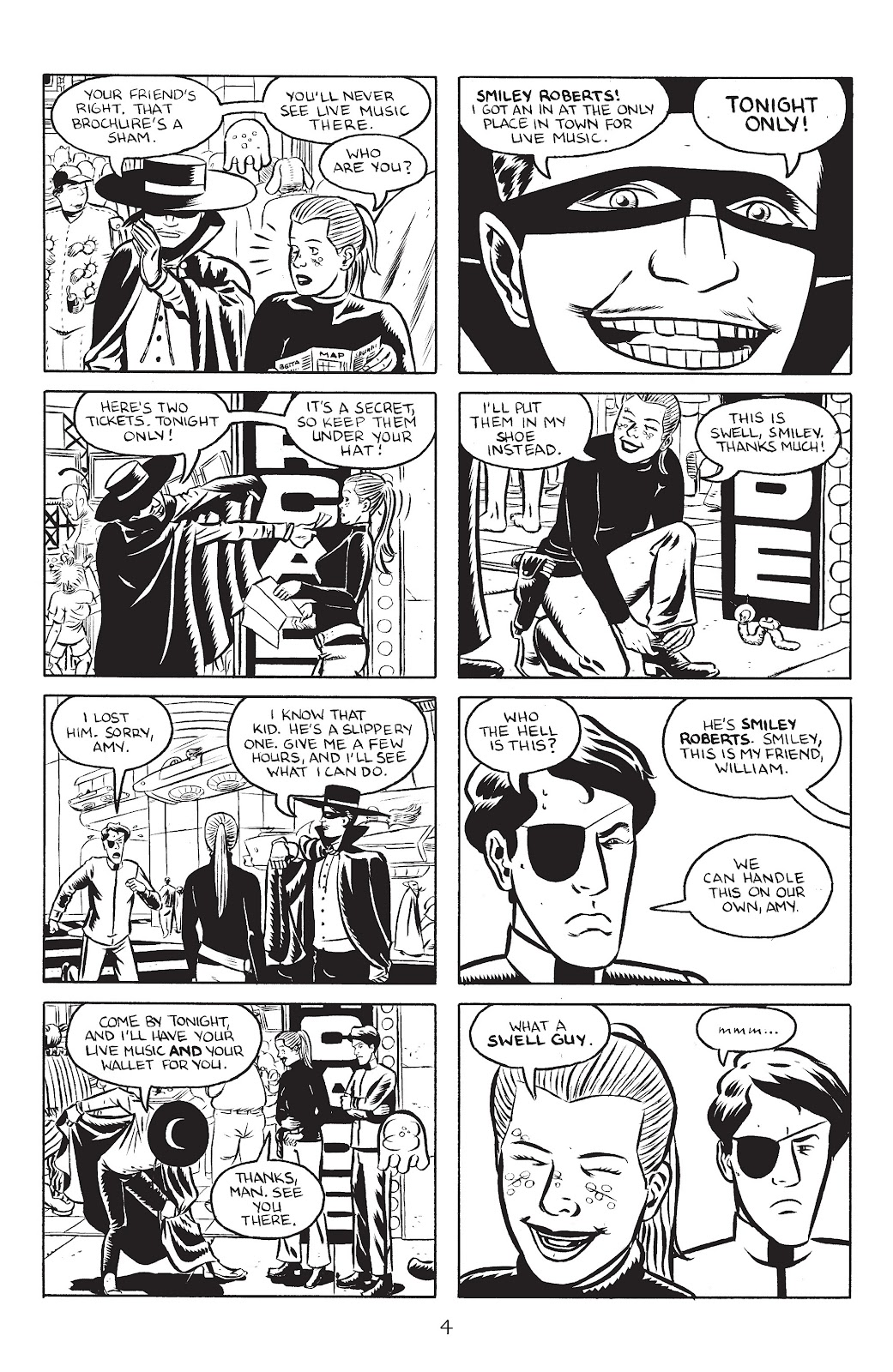 Stray Bullets Issue #26 #26 - English 6