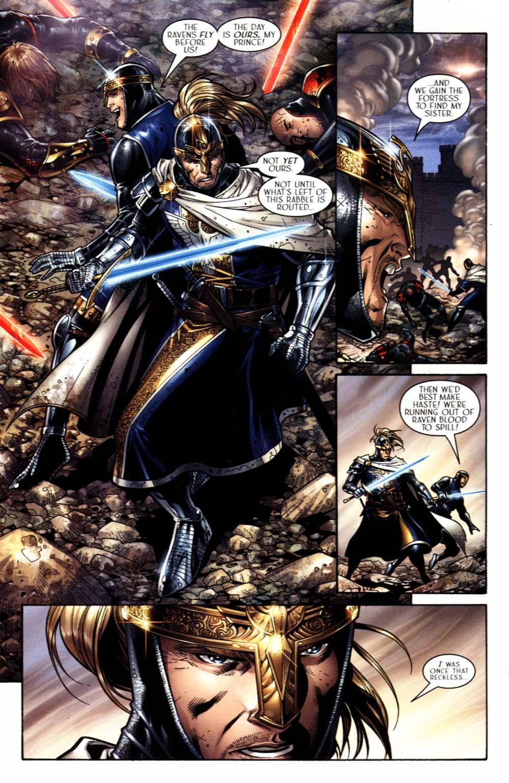 Read online Scion comic -  Issue #18 - 12