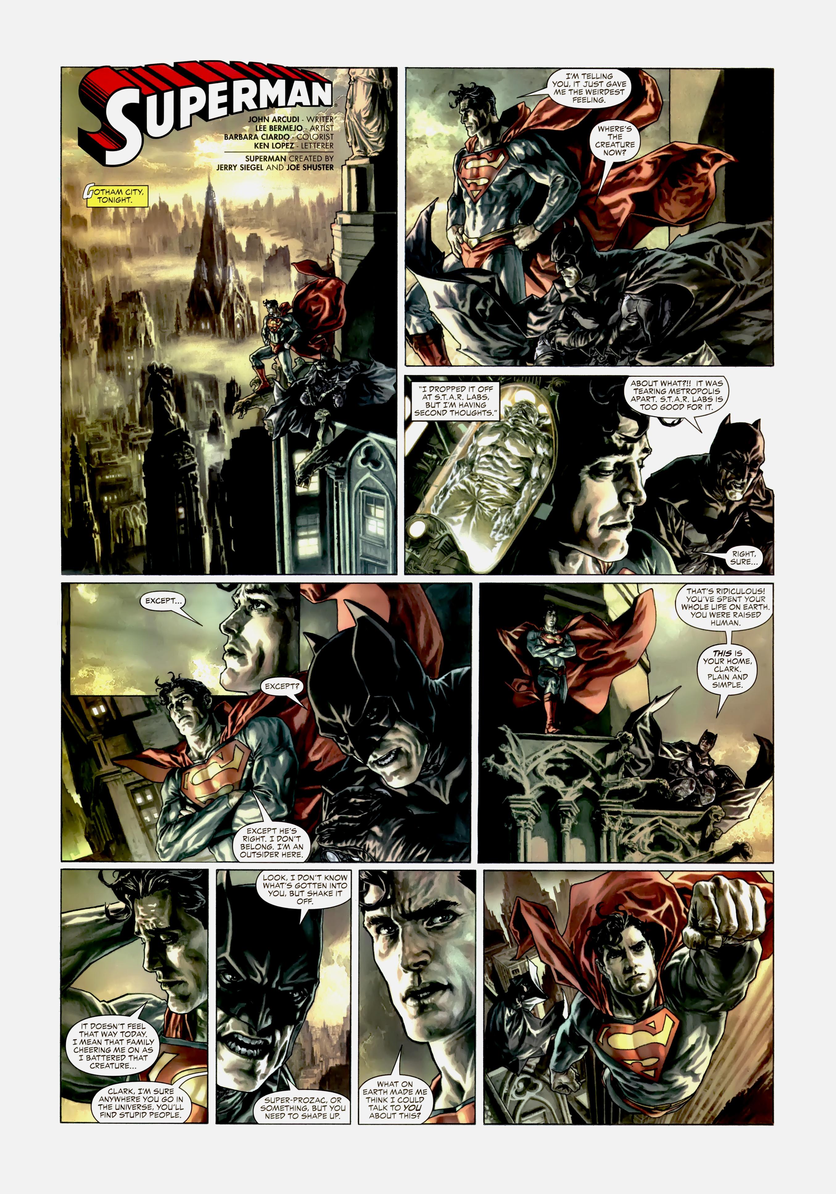Read online Wednesday Comics comic -  Issue #2 - 4