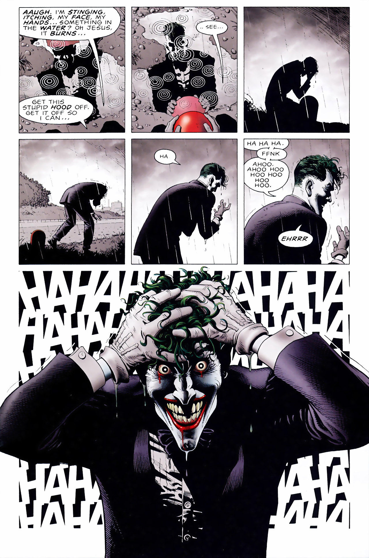 Batman: The Killing Joke chap 1 pic 38