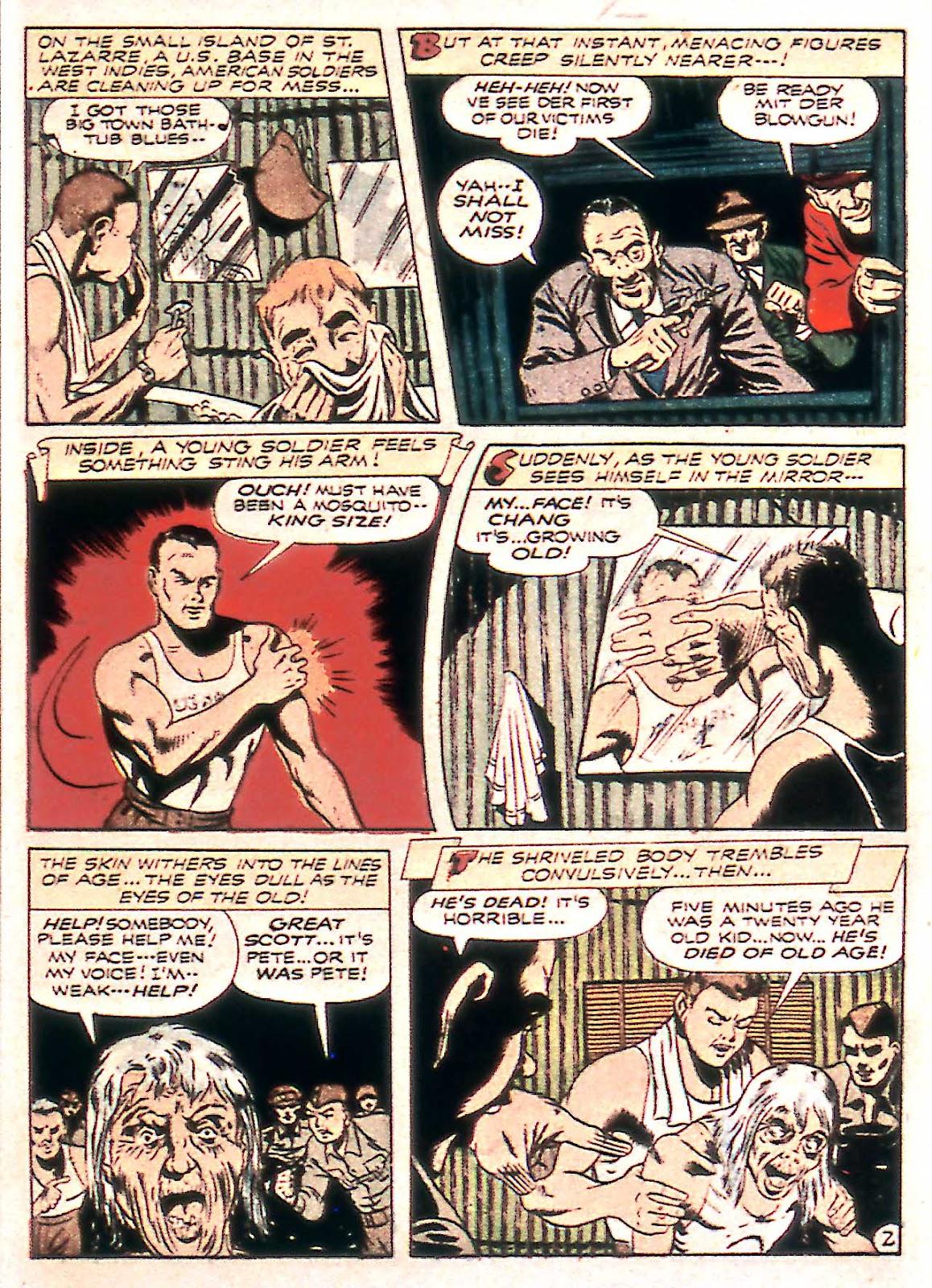 Sub-Mariner Comics Issue #14 #14 - English 17