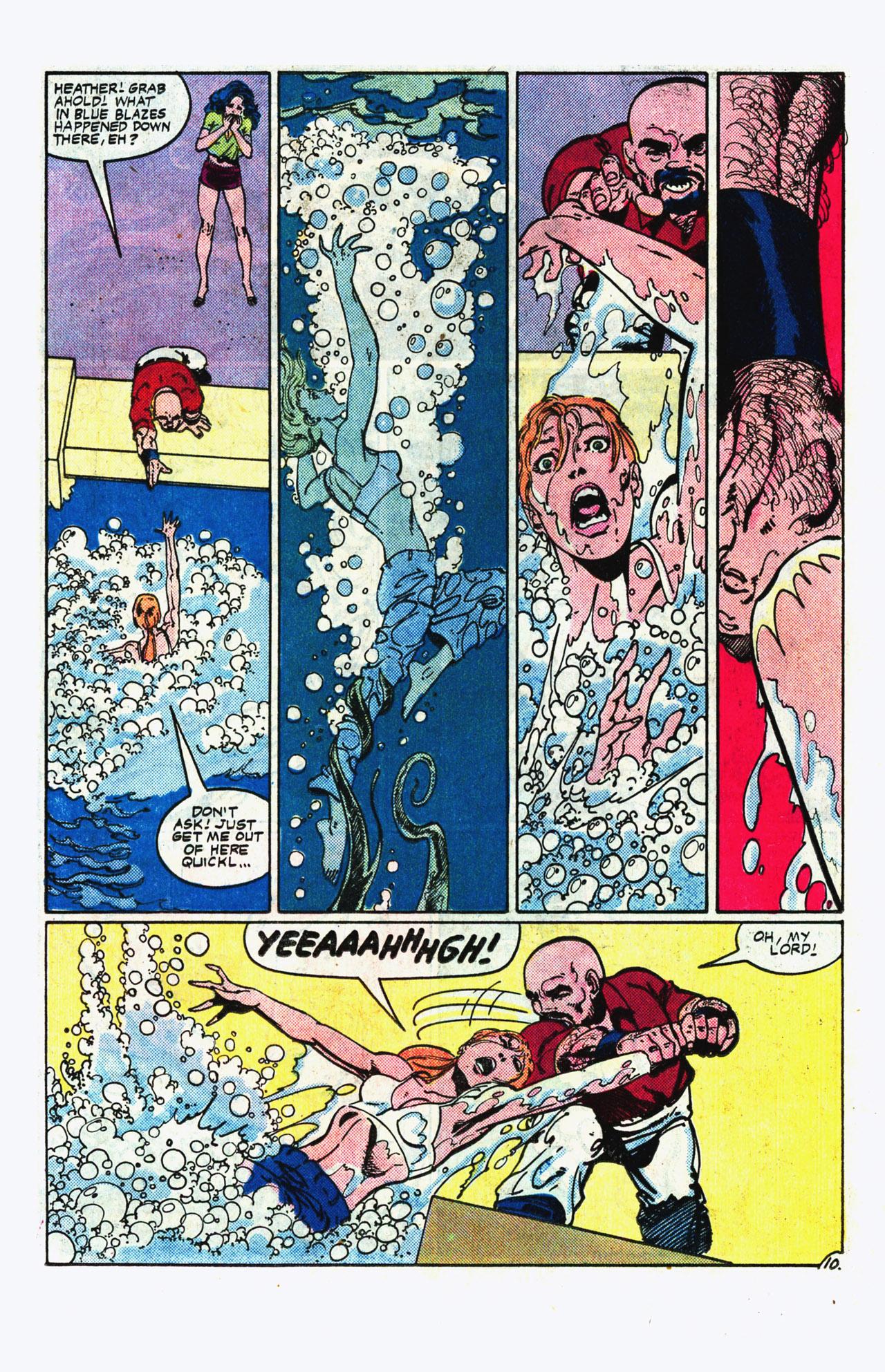 Alpha Flight (1983) 14 Page 10