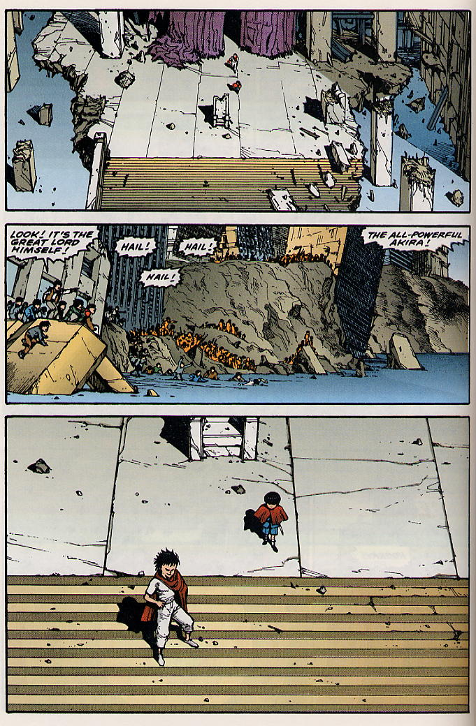 Akira 17 Page 20