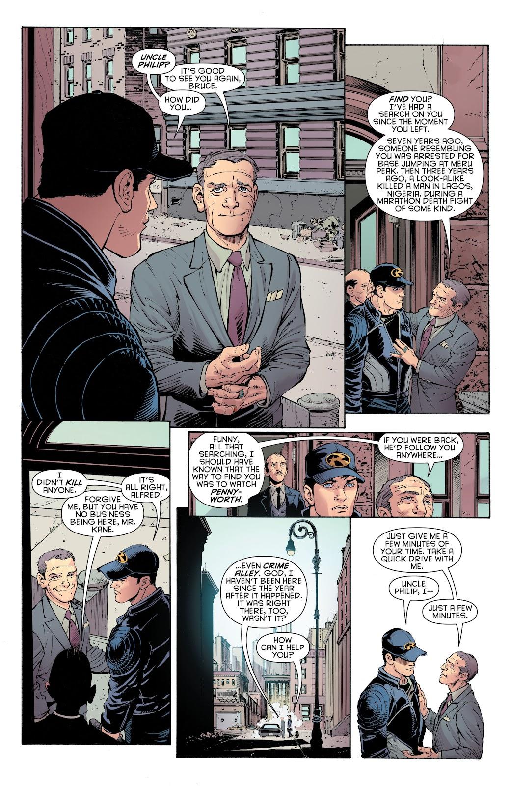 Batman (2011) Issue #21 #36 - English 15