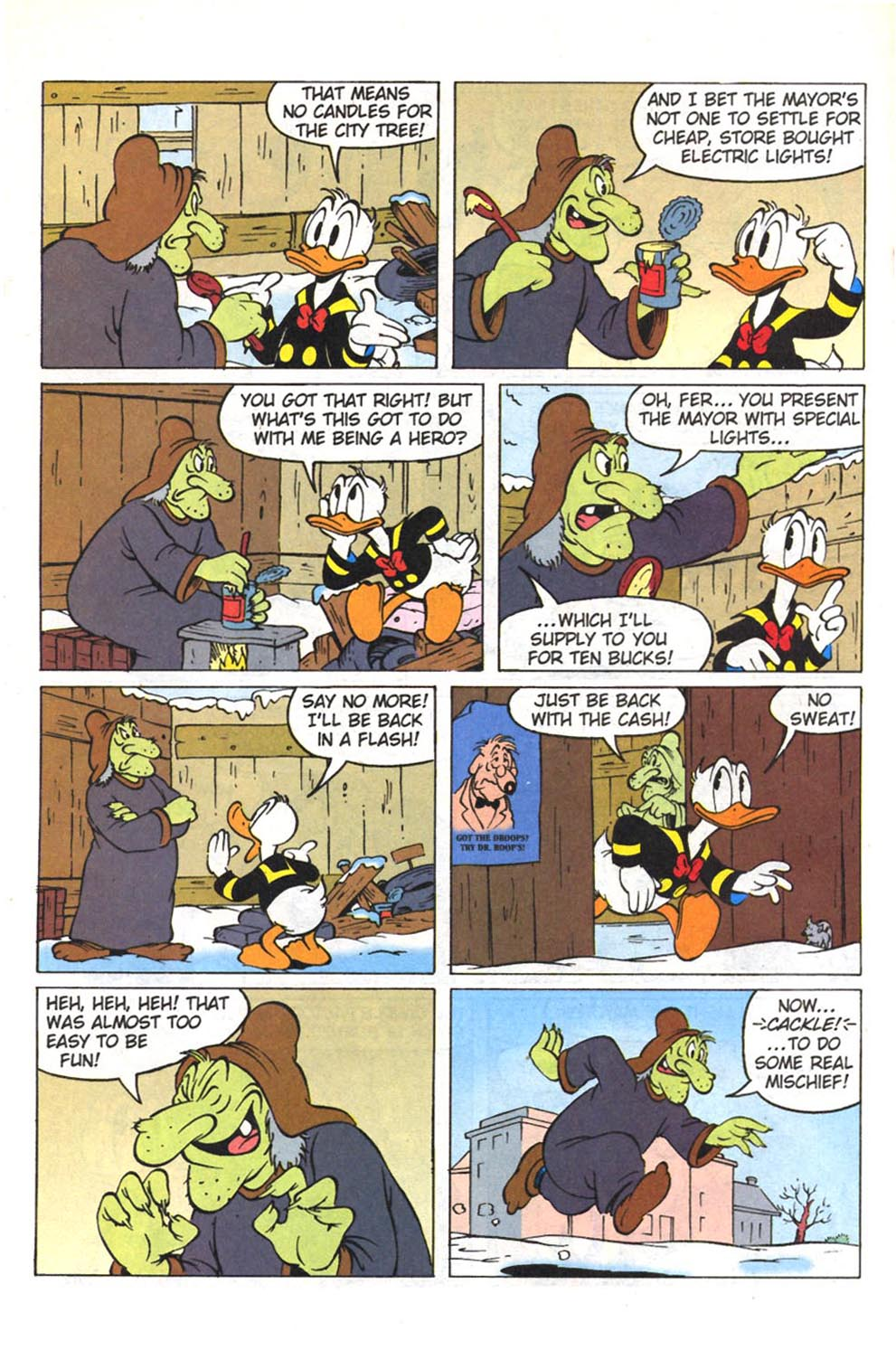 Uncle Scrooge (1953) Issue #308 #308 - English 17