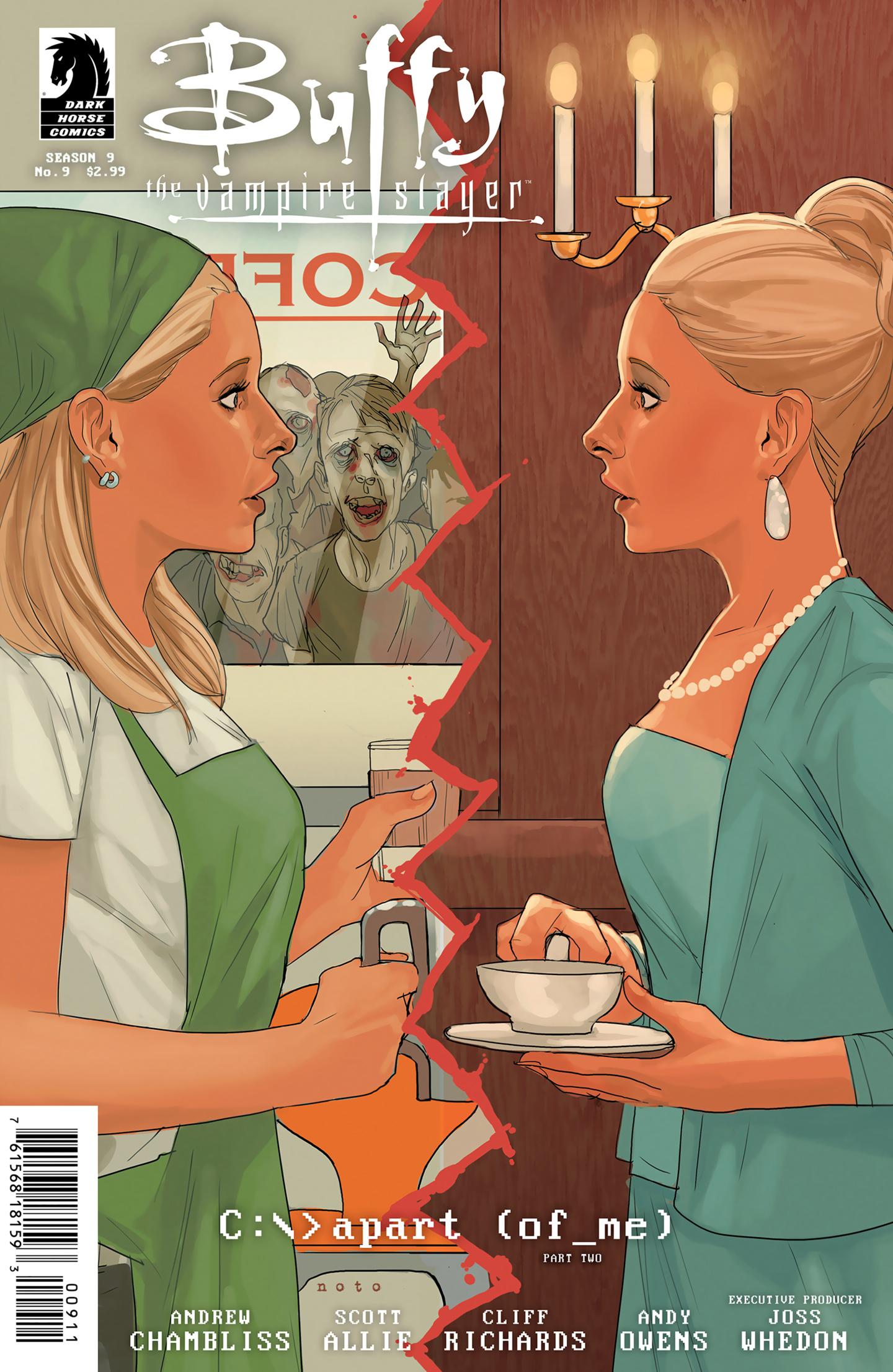 Read online Buffy the Vampire Slayer Season Nine comic -  Issue #9 - 1