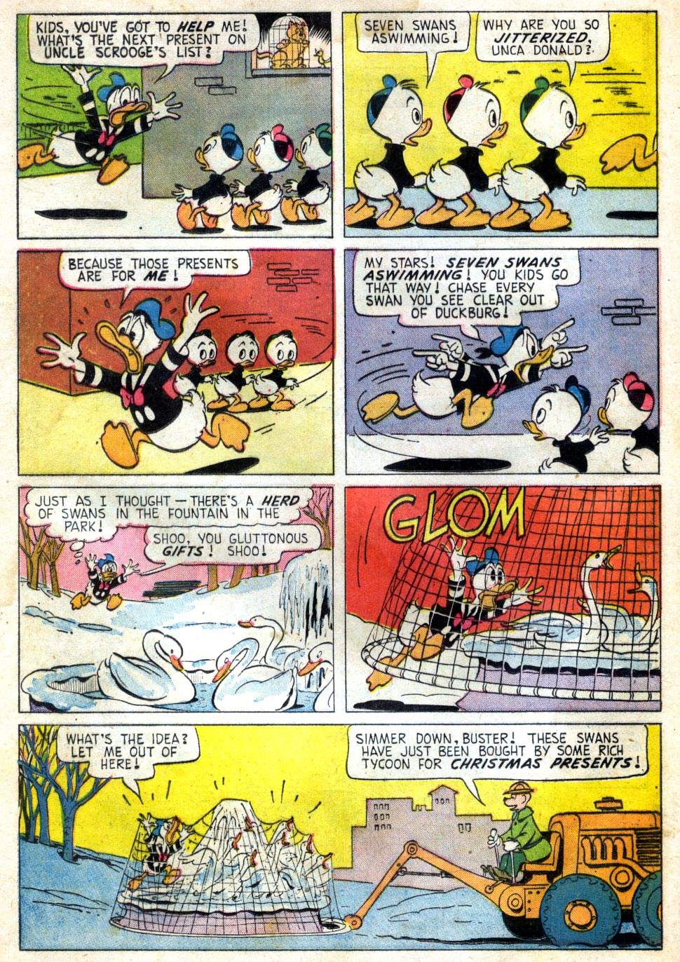 Uncle Scrooge (1953) Issue #47 #47 - English 11