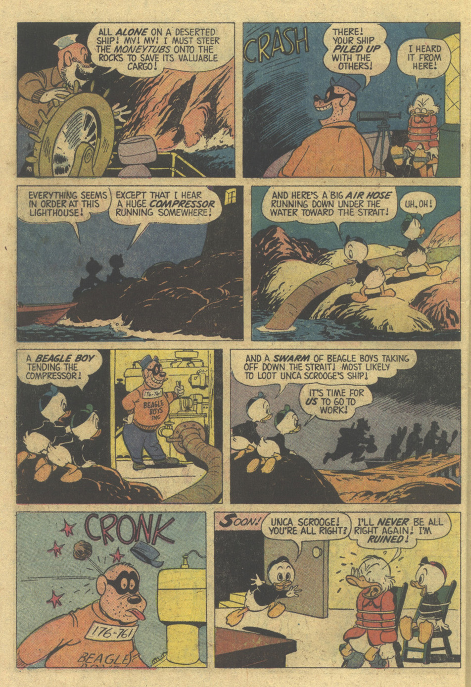 Uncle Scrooge (1953) Issue #119 #119 - English 26