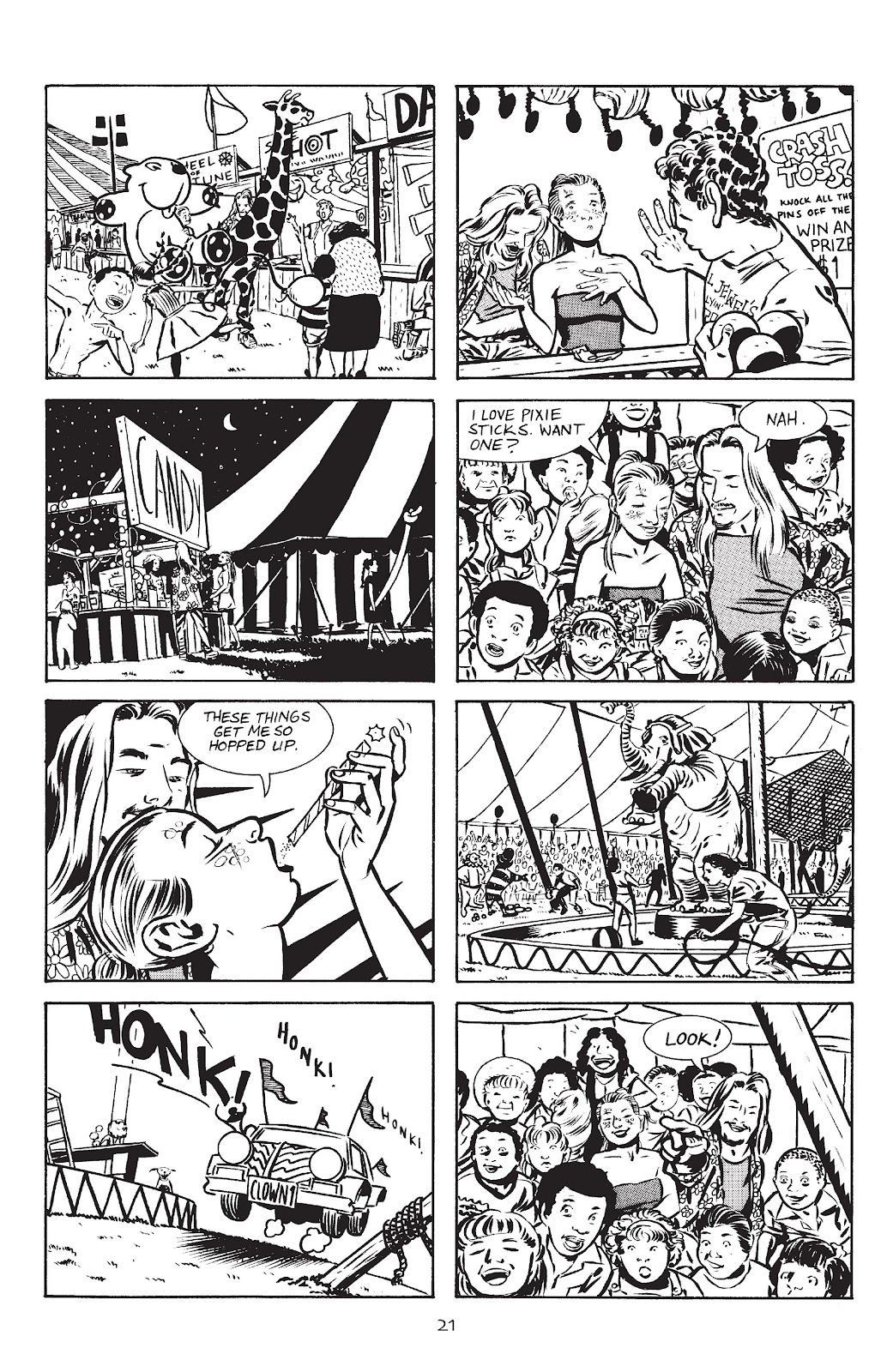 Stray Bullets Issue #10 #10 - English 23