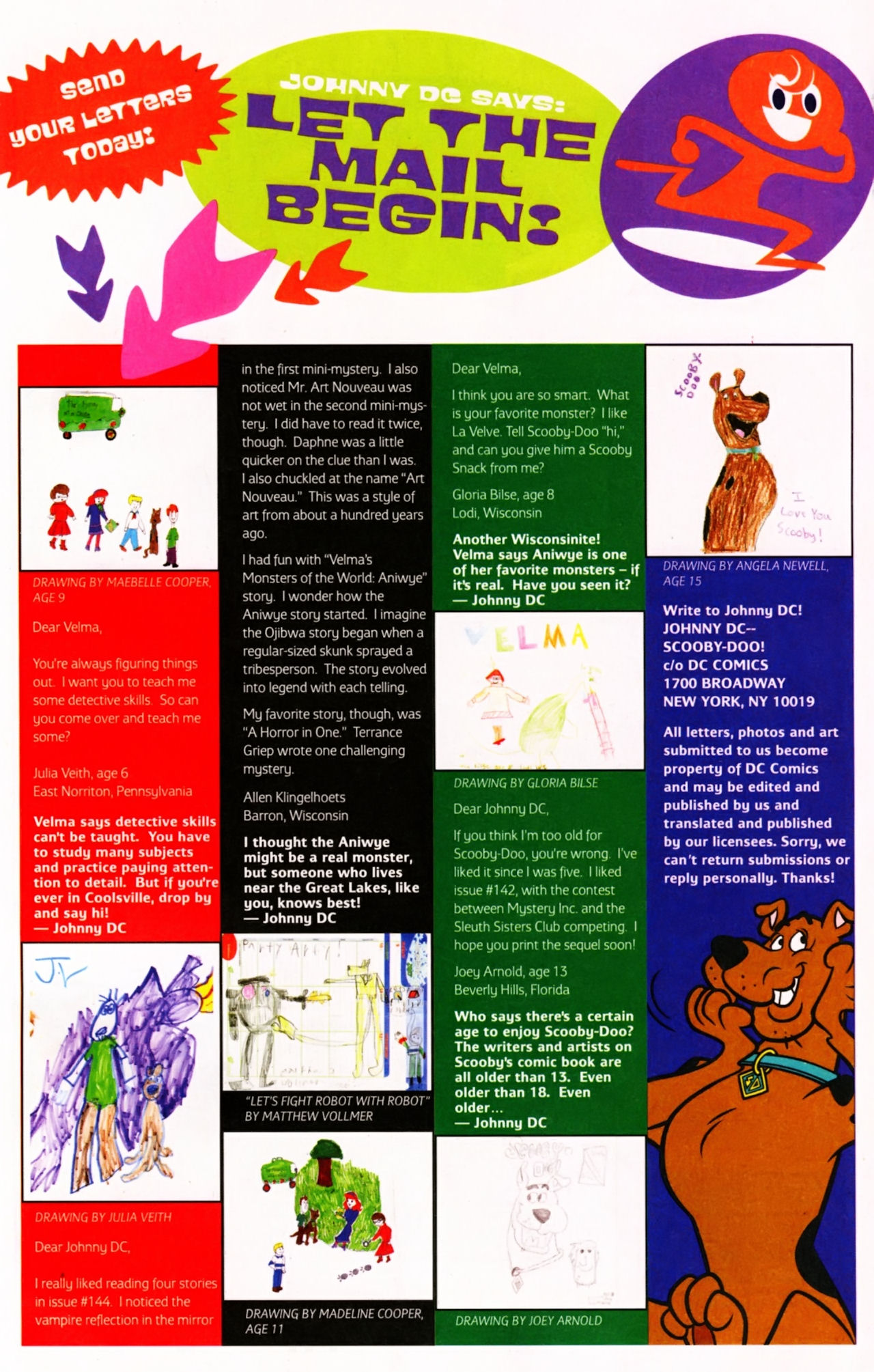 Read online Scooby-Doo (1997) comic -  Issue #152 - 22
