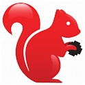 app logo of a squirrel
