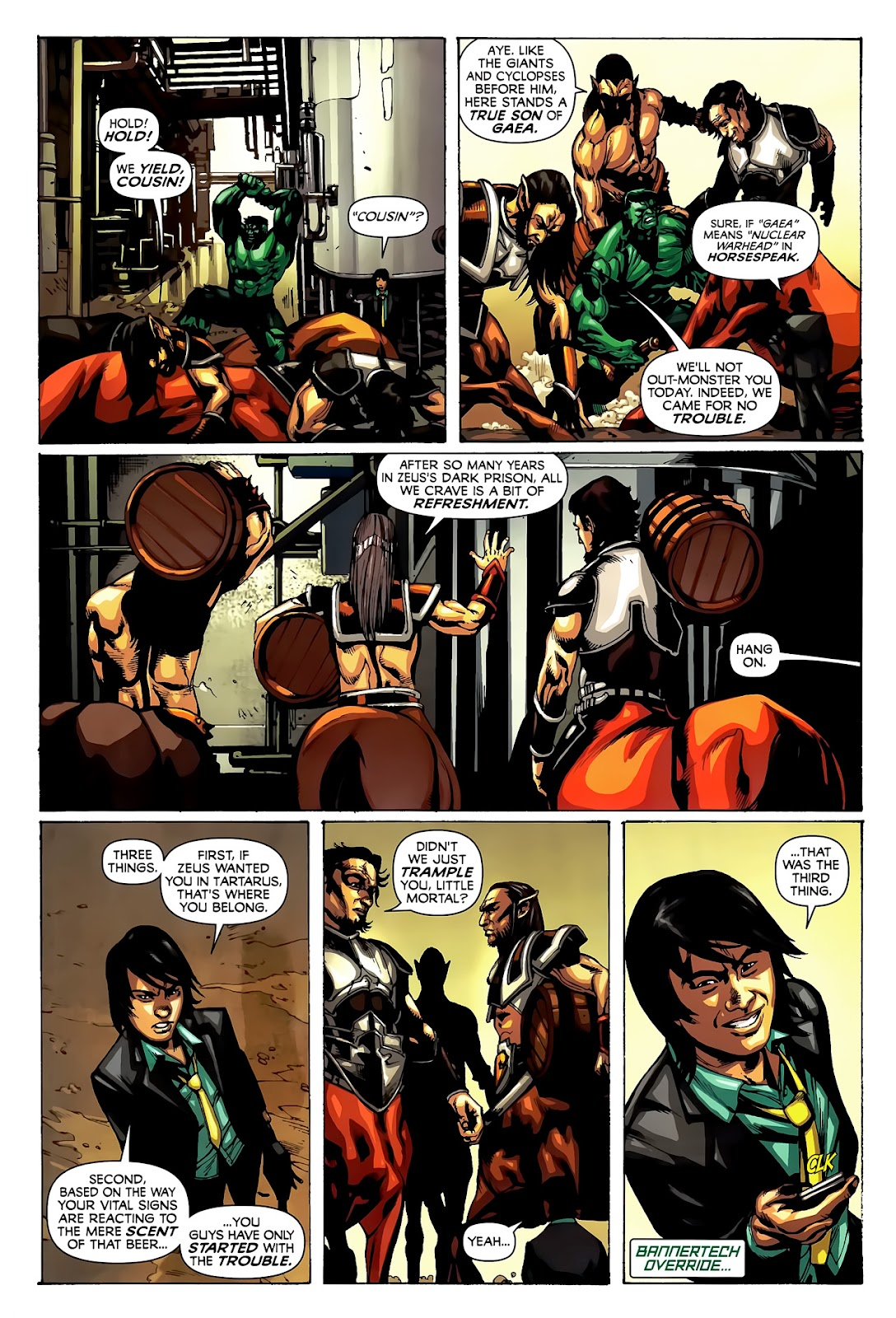 Incredible Hulks (2010) Issue #617 #7 - English 29