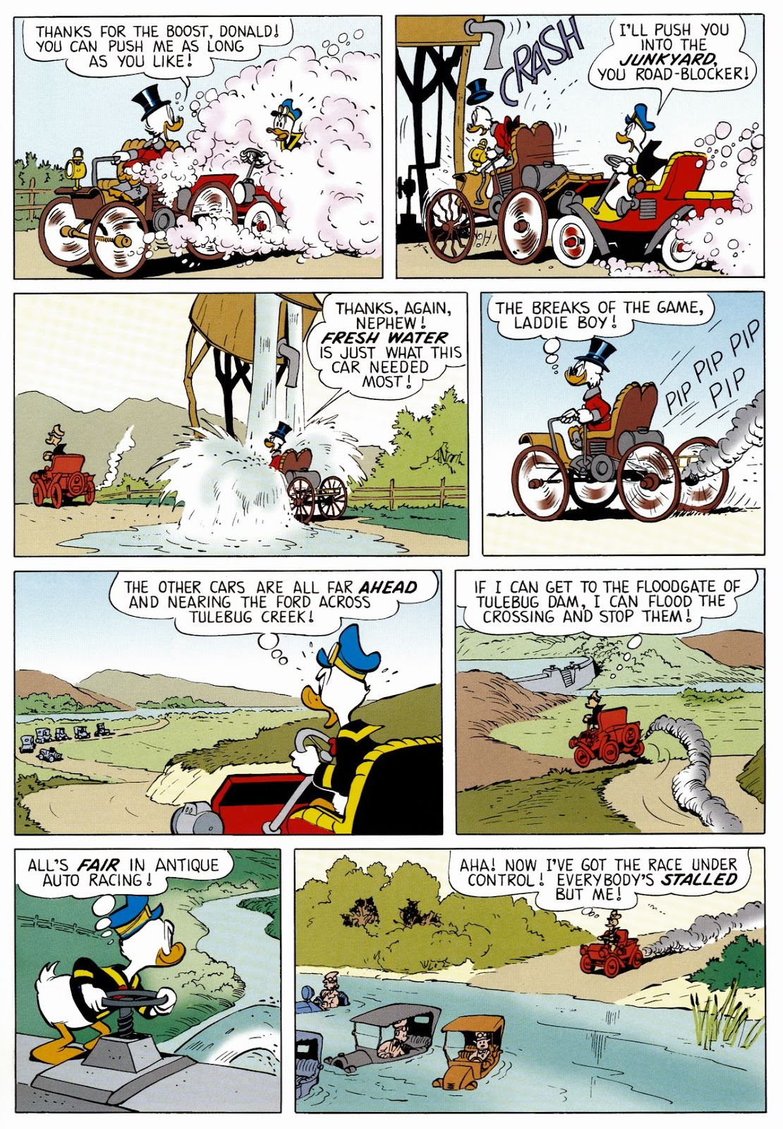 Uncle Scrooge (1953) Issue #327 #327 - English 39
