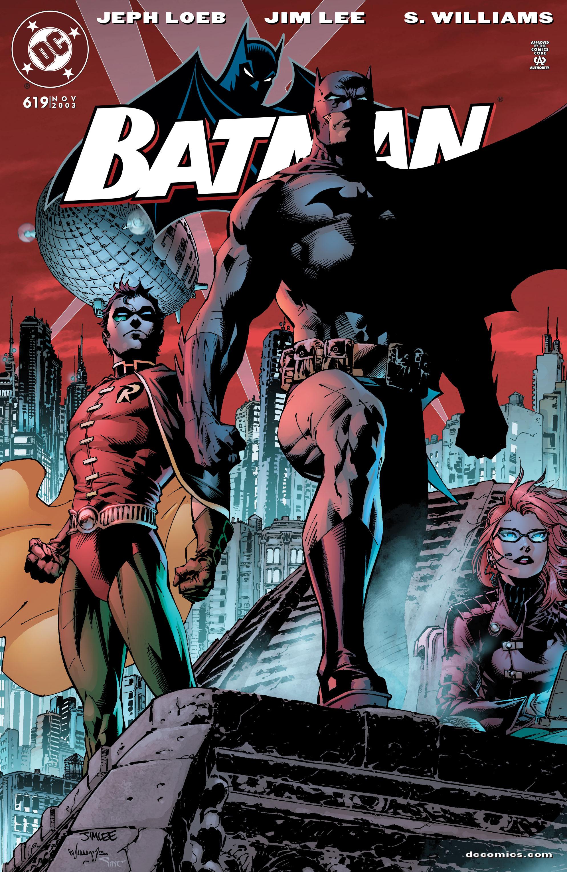 Batman (1940) 619 Page 1