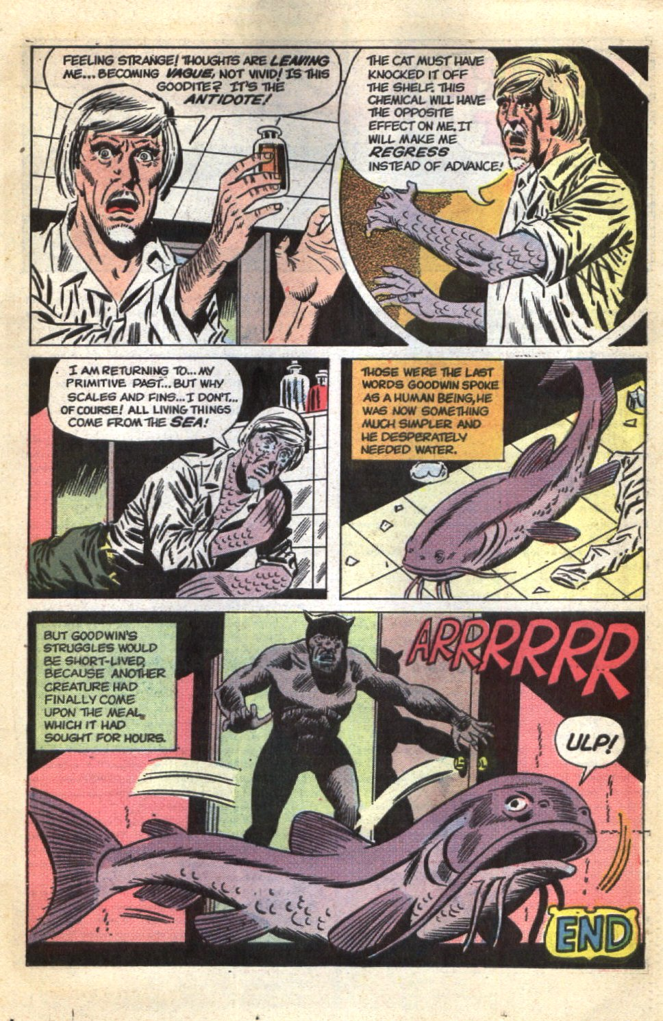 Read online Scary Tales comic -  Issue #10 - 19