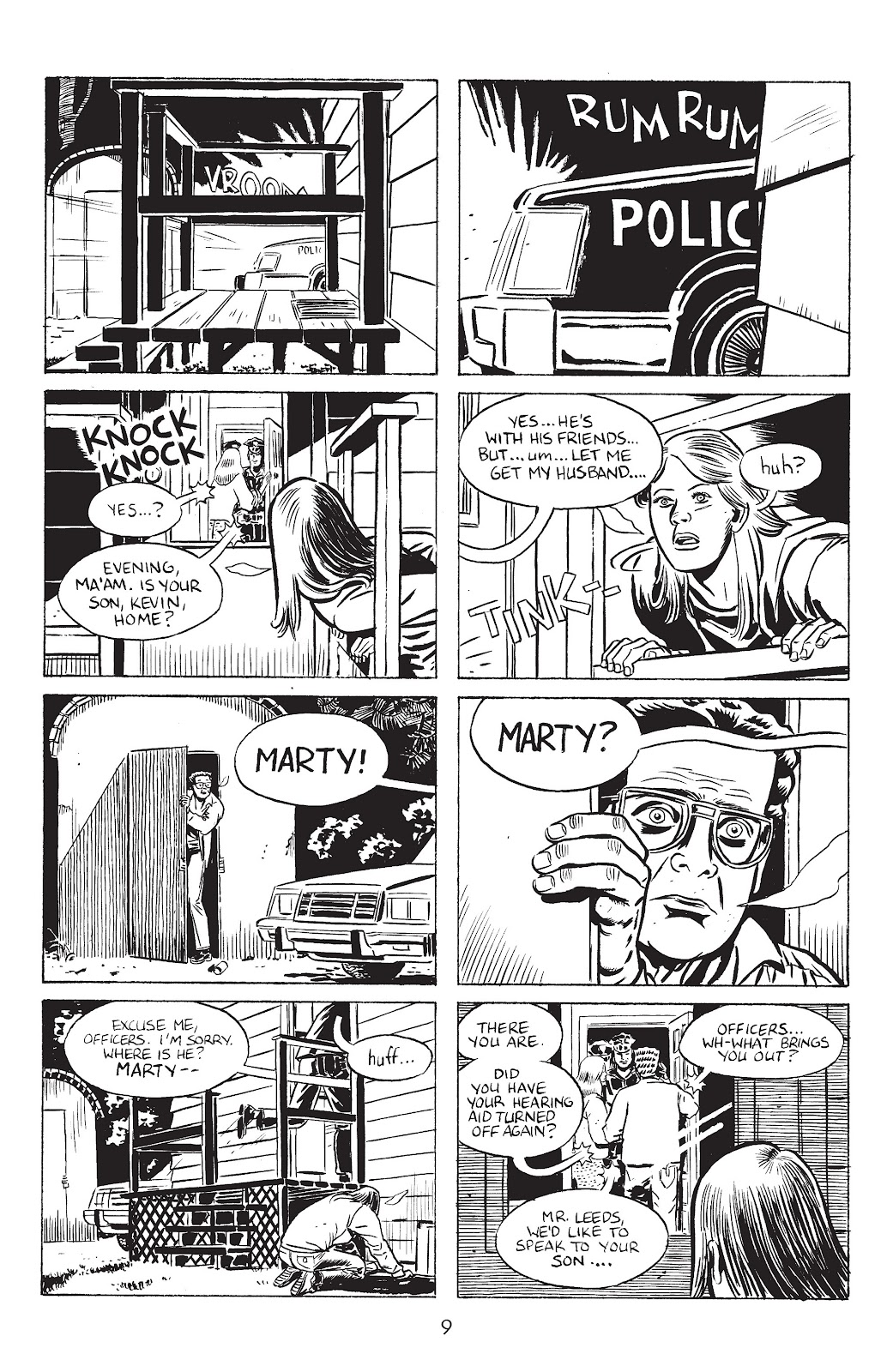 Stray Bullets Issue #37 #37 - English 11