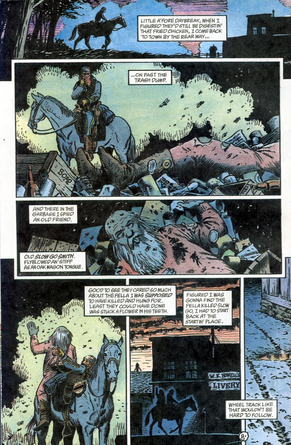 Jonah Hex: Two-Gun Mojo Issue #3 #3 - English 10