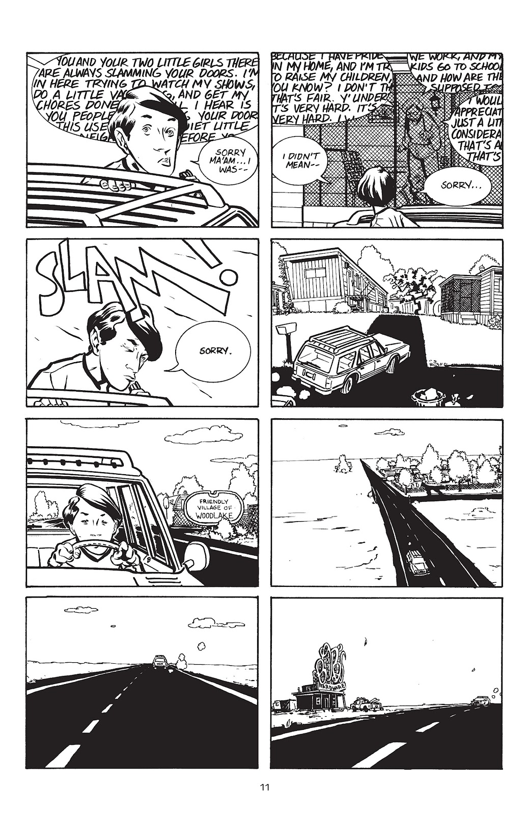 Stray Bullets Issue #8 #8 - English 13