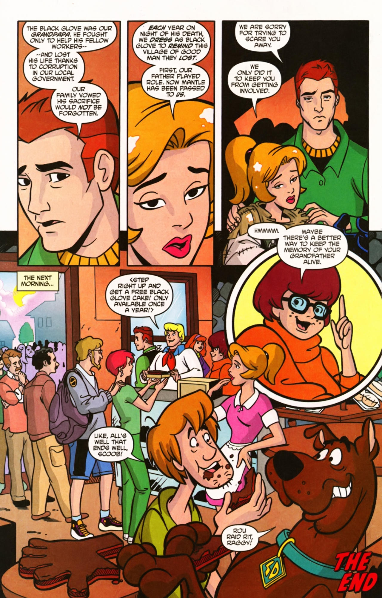 Read online Scooby-Doo (1997) comic -  Issue #146 - 21