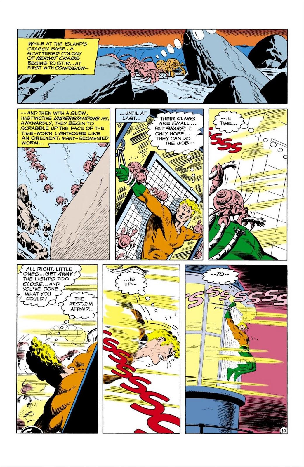 Aquaman (1962) Issue #58 #58 - English 11