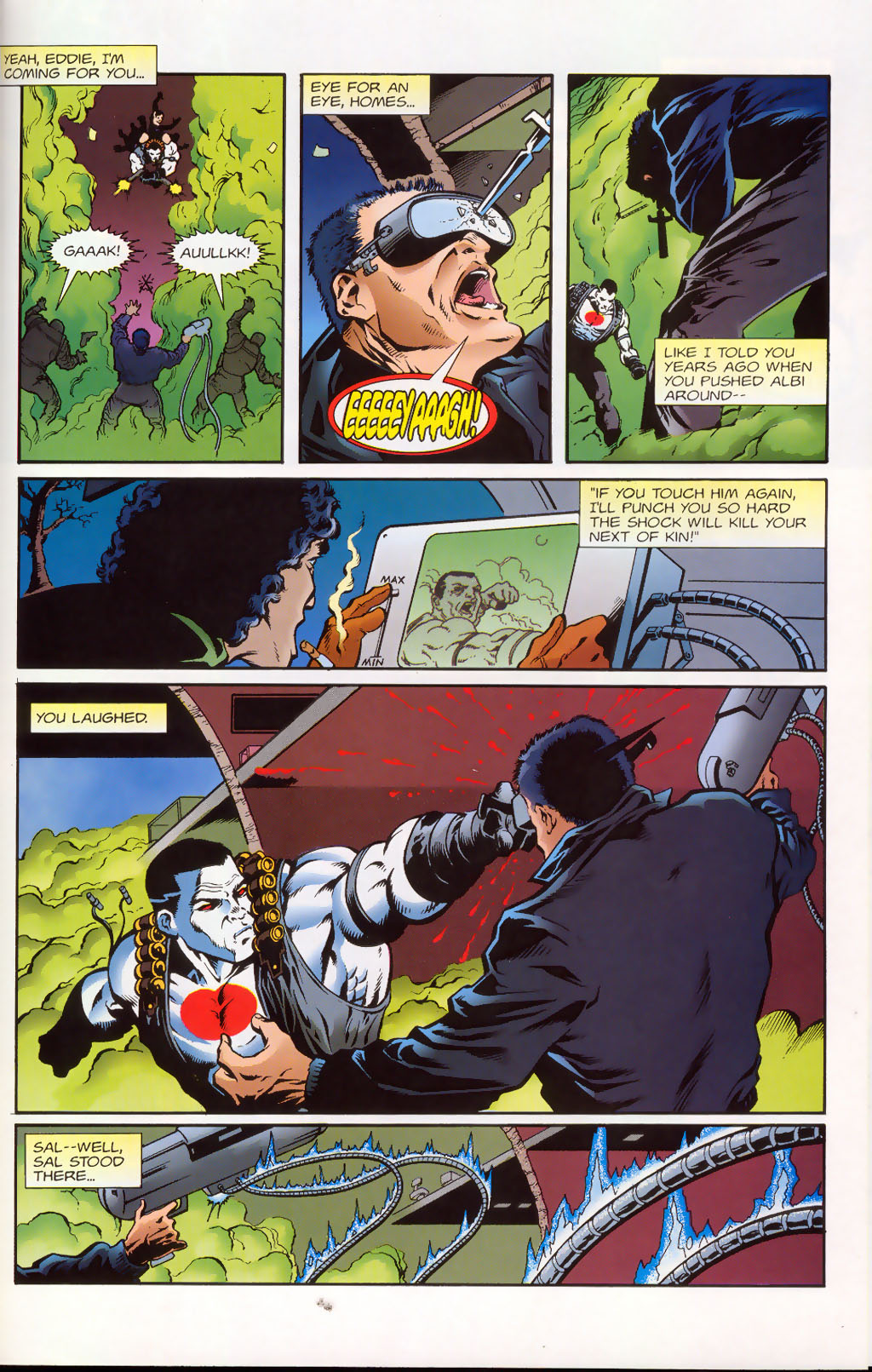 Read online Bloodshot (1993) comic -  Issue #49 - 20