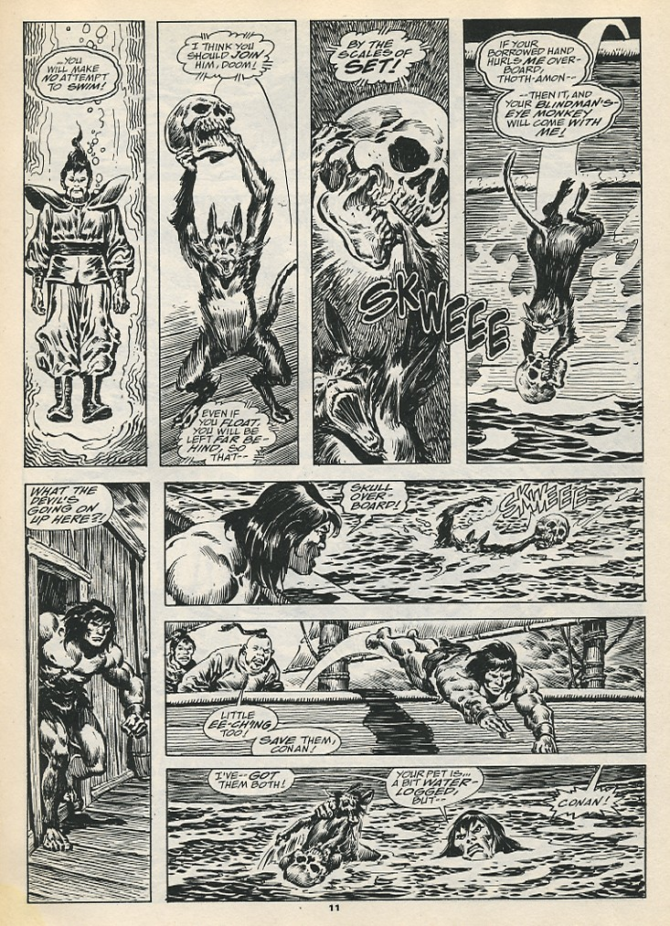 The Savage Sword Of Conan Issue #192 #193 - English 13