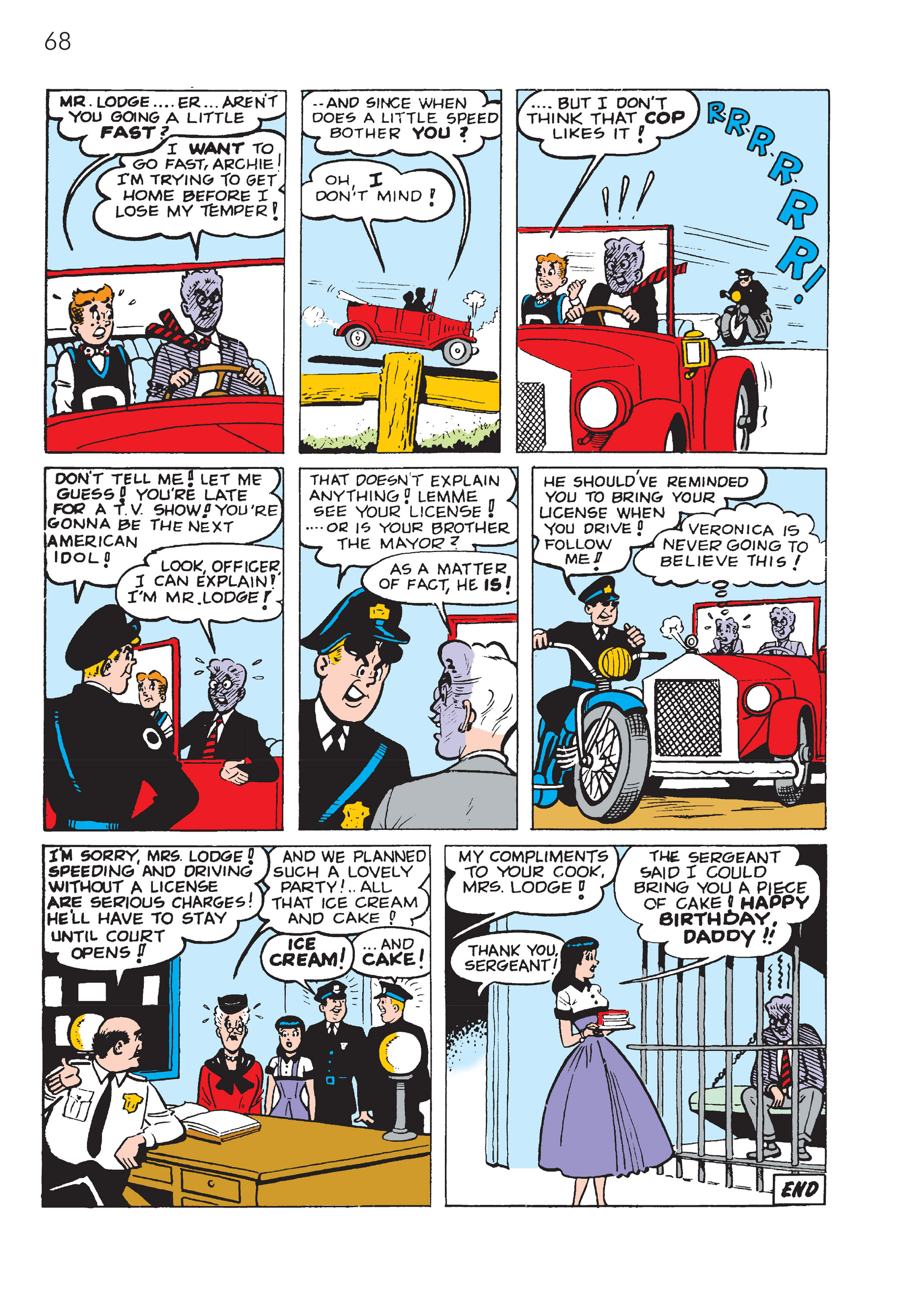 Read online The Best of Archie Comics comic -  Issue # TPB 4 (Part 1) - 69