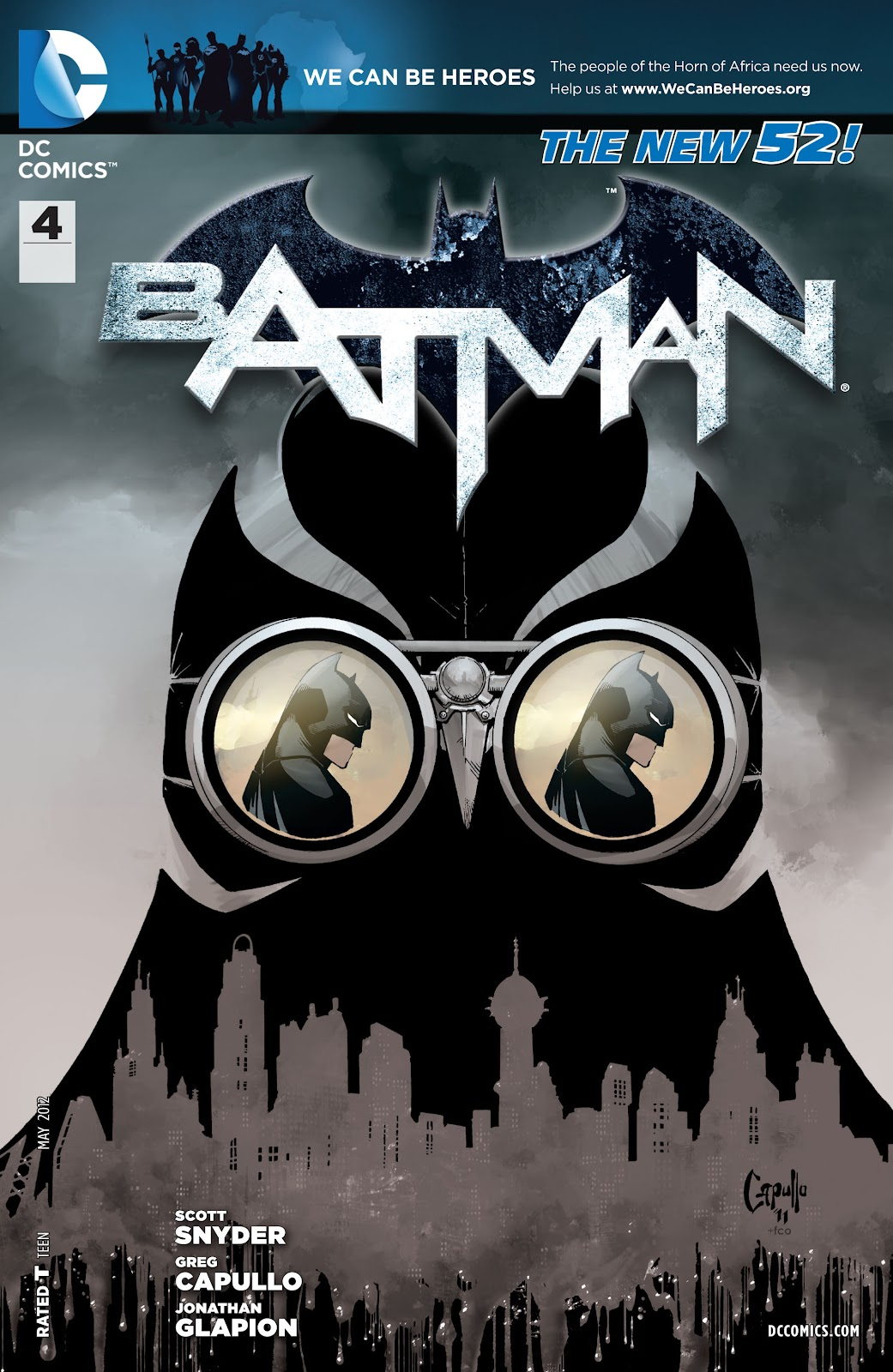 Batman (2011) Issue #4 #19 - English 25