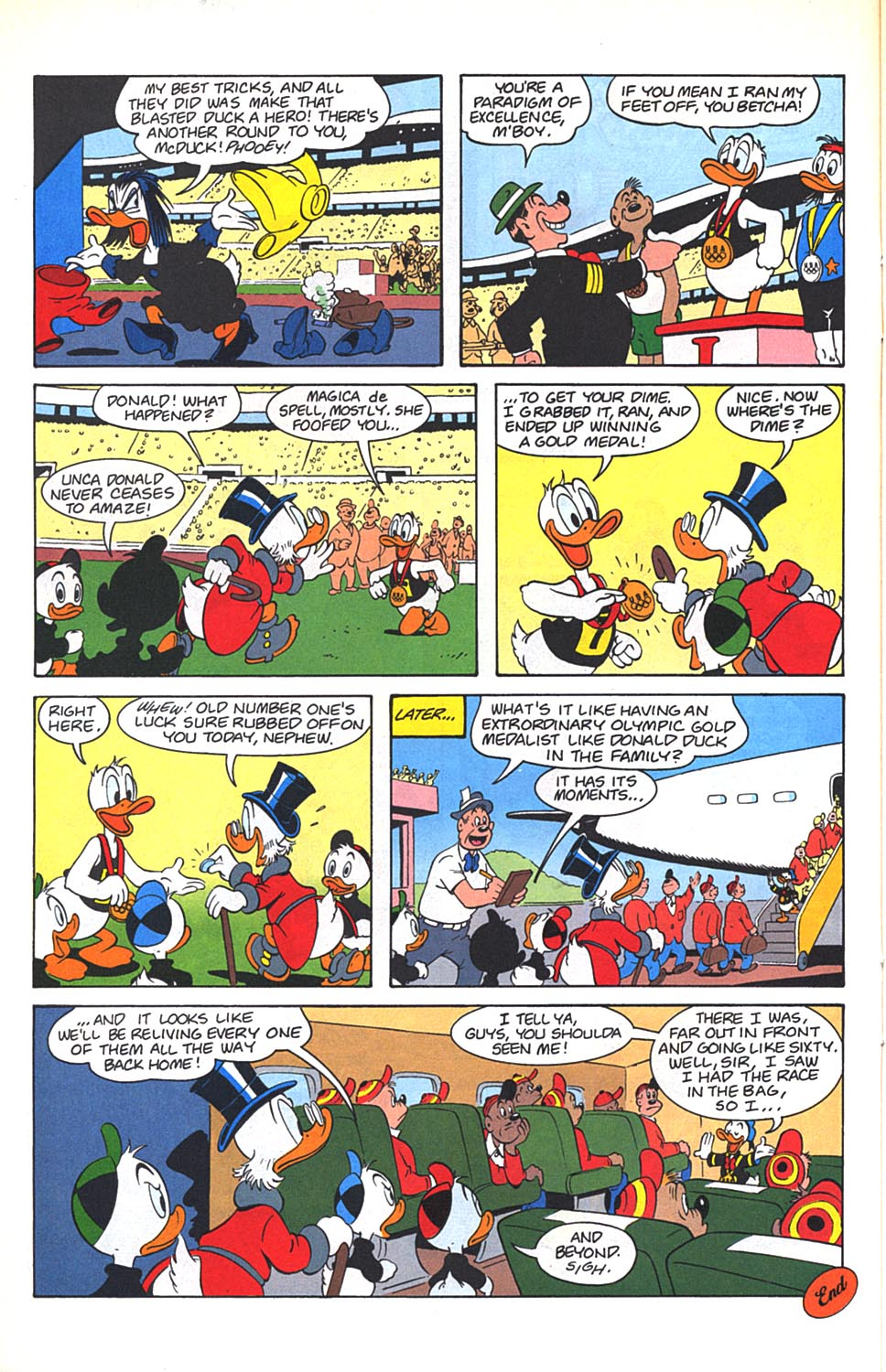 Uncle Scrooge (1953) Issue #270 #270 - English 11