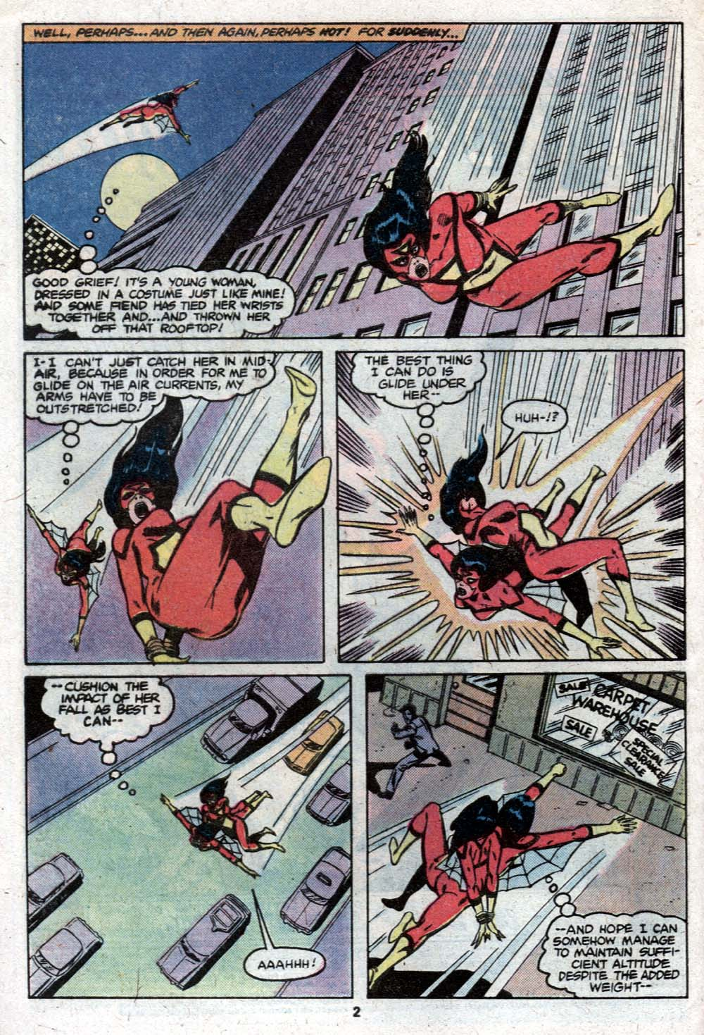 Spider-Woman (1978) Issue #27 #27 - English 3