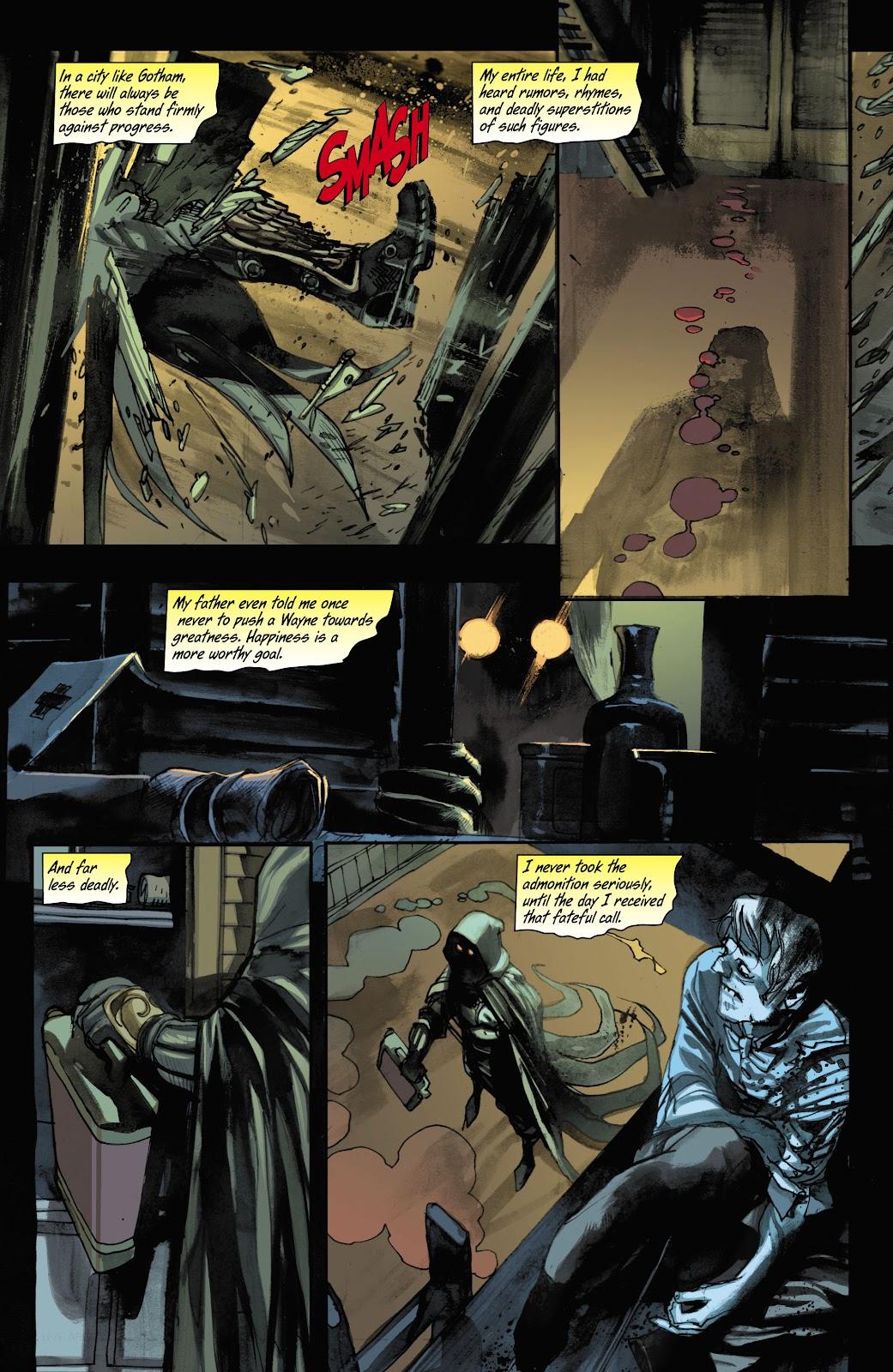 Batman (2011) Issue #10 #25 - English 26